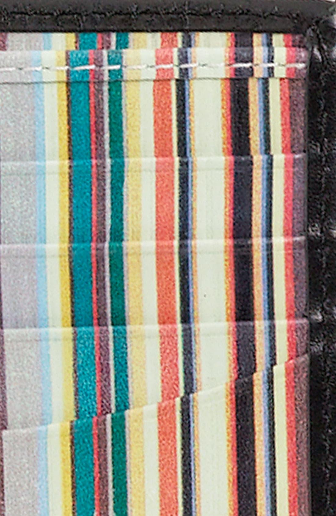 Alternate Image 2  - Paul Smith Accessories Calfskin Leather Billfold Wallet