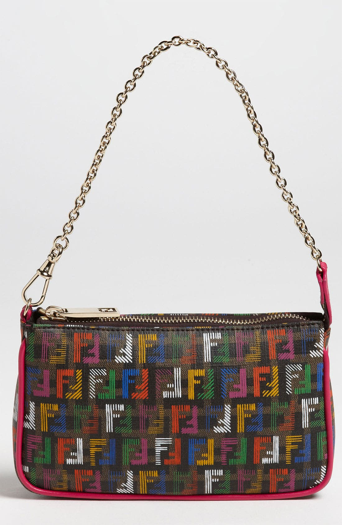 Alternate Image 1 Selected - Fendi 'Forever - Techno' Pouchette