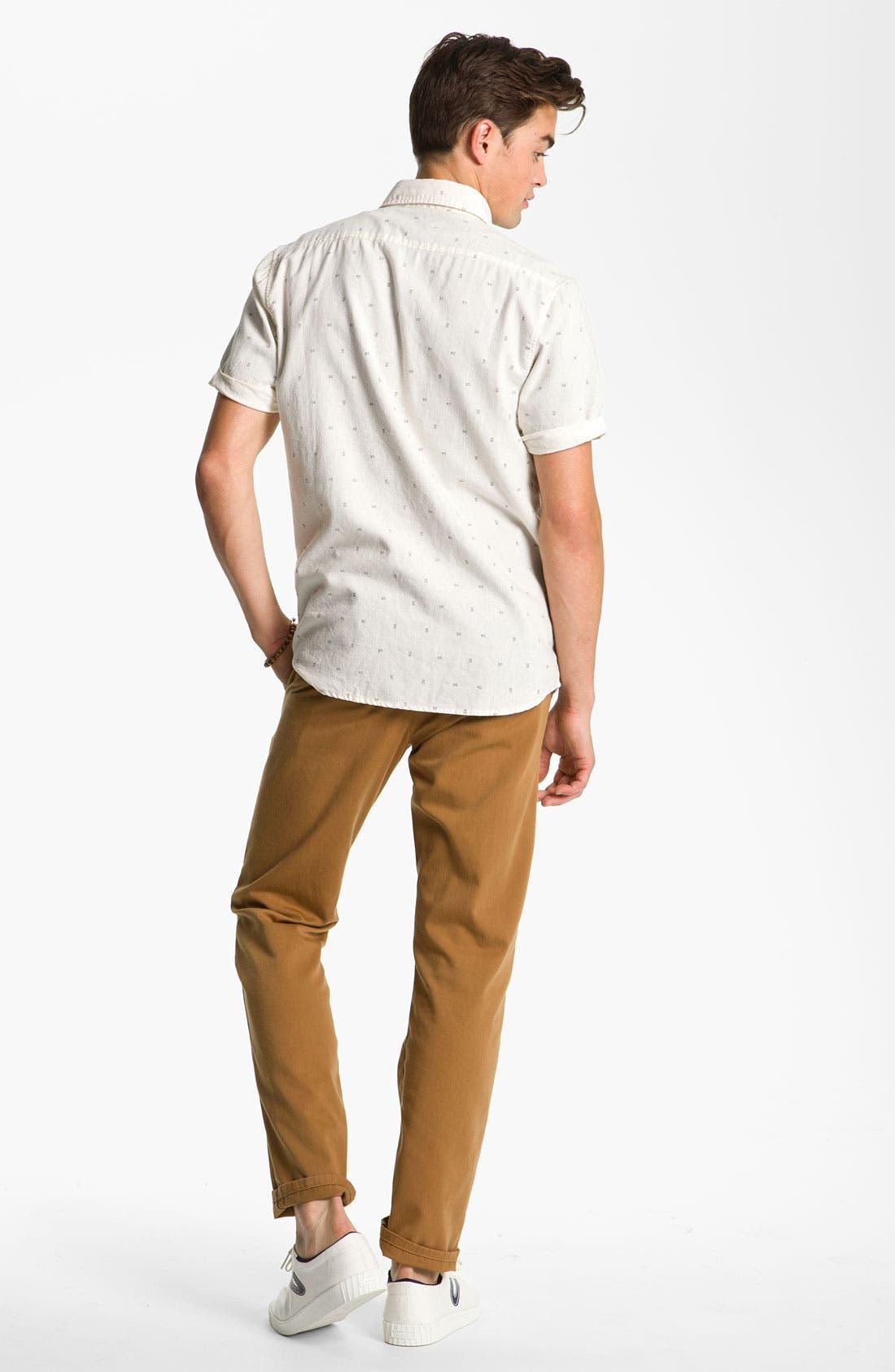 Alternate Image 5  - Zanerobe Stripe T-Shirt