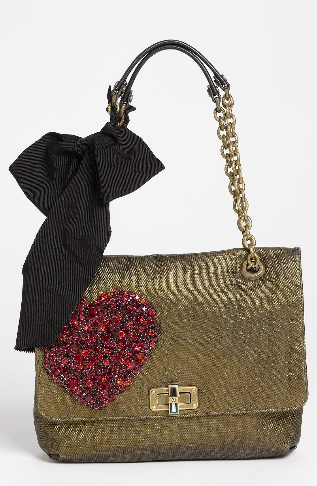 Alternate Image 1 Selected - Lanvin 'Happy Birthday - Heart' Shoulder Bag