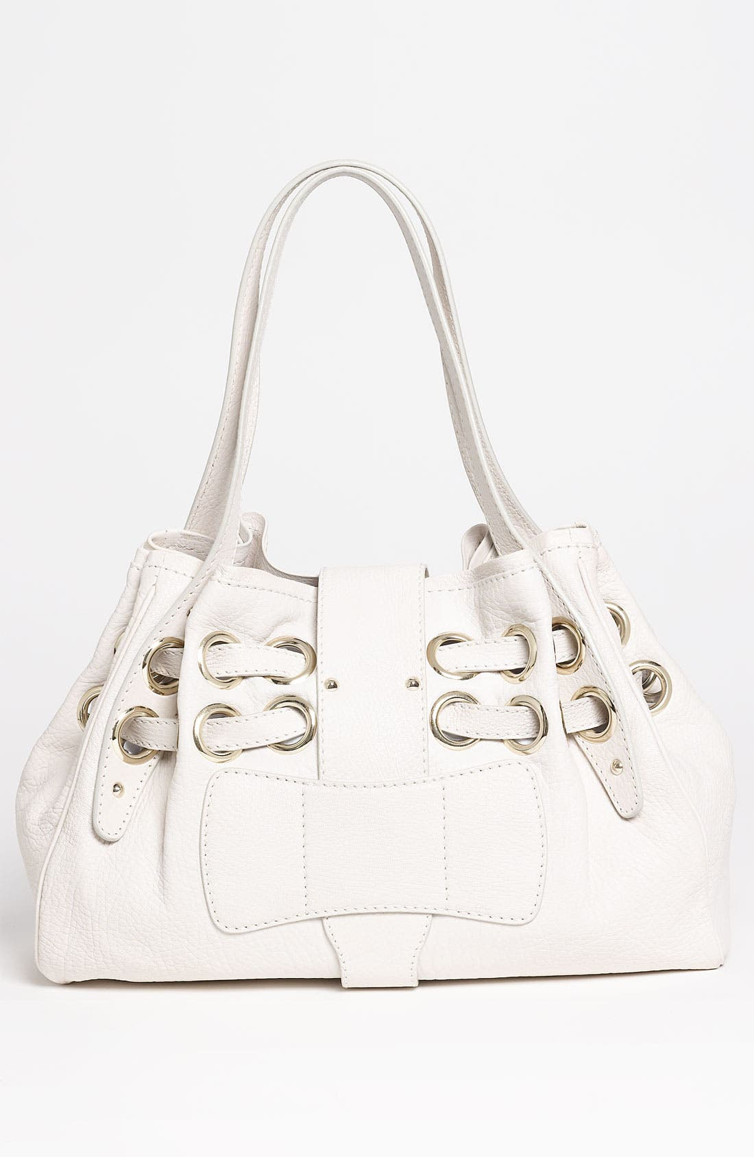 Alternate Image 4  - Jimmy Choo 'Riki' Leather Shopper