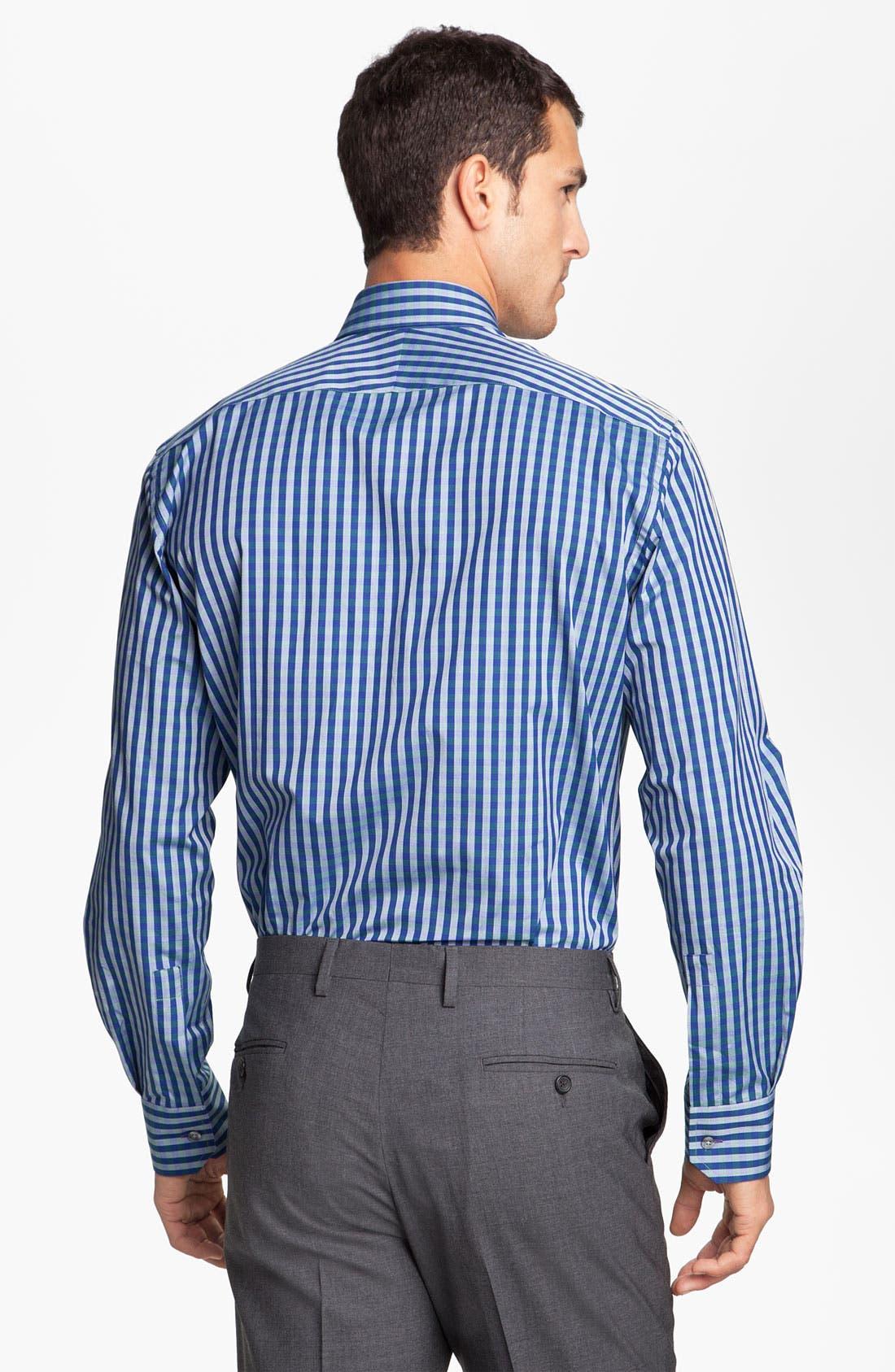 Alternate Image 2  - Paul Smith London Check Dress Shirt