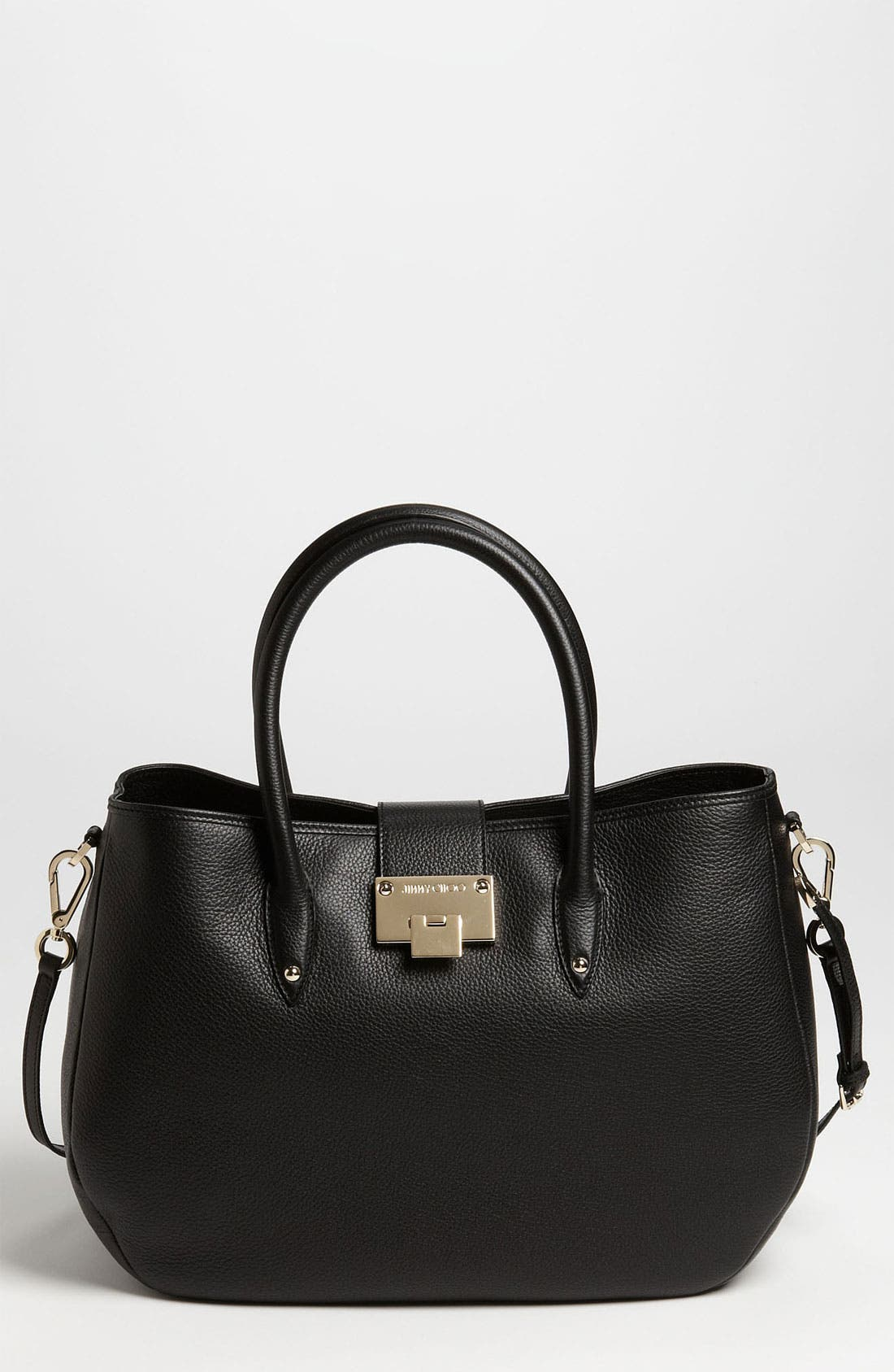 Main Image - Jimmy Choo 'Rania' Leather Satchel