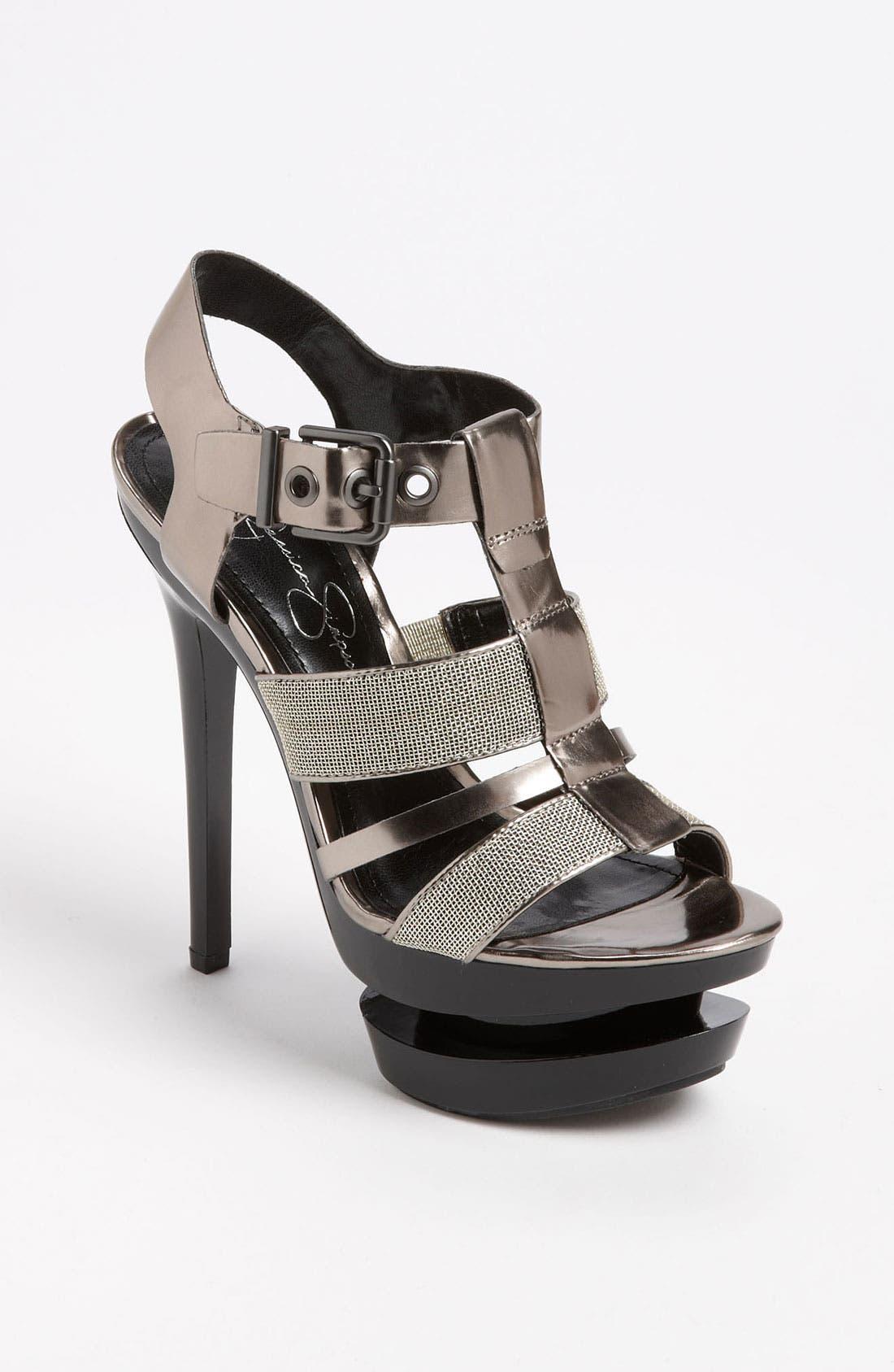 Alternate Image 1 Selected - Jessica Simpson 'Cathi' Sandal