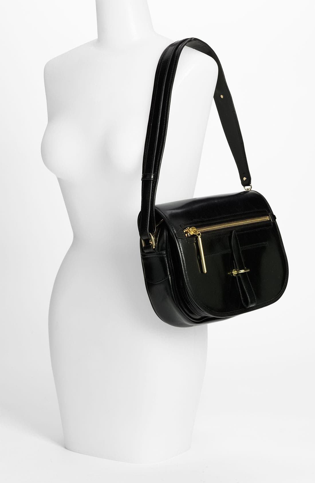 Alternate Image 2  - 3.1 Phillip Lim 'Vendetta - Large' Leather Shoulder Bag