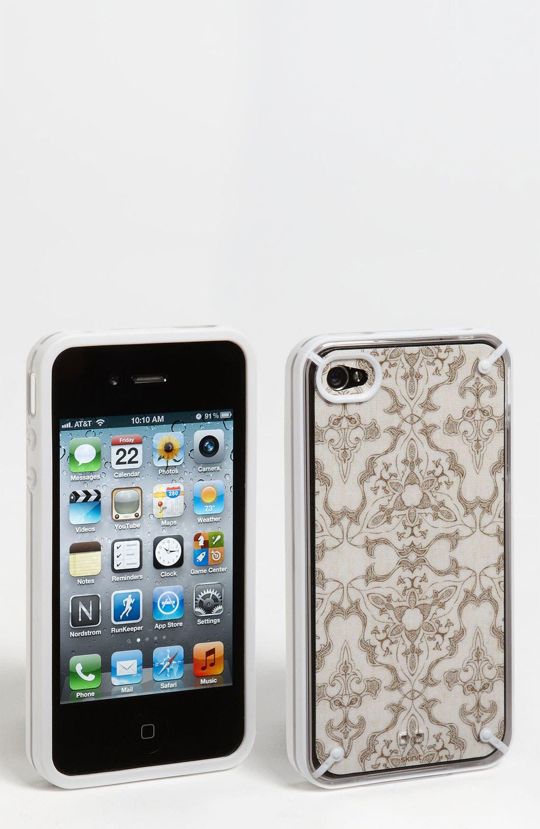 Alternate Image 1 Selected - Skinit 'Matrix Tough' iPhone 4 & 4S Case