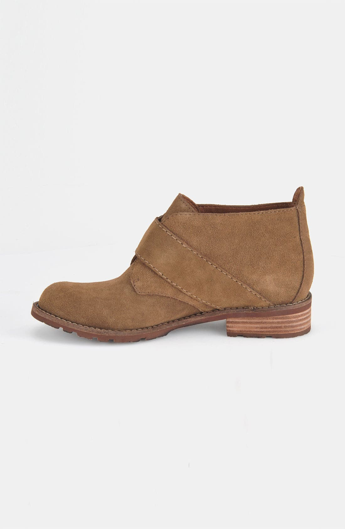 'Boone' Bootie,                             Alternate thumbnail 2, color,                             Earth Suede