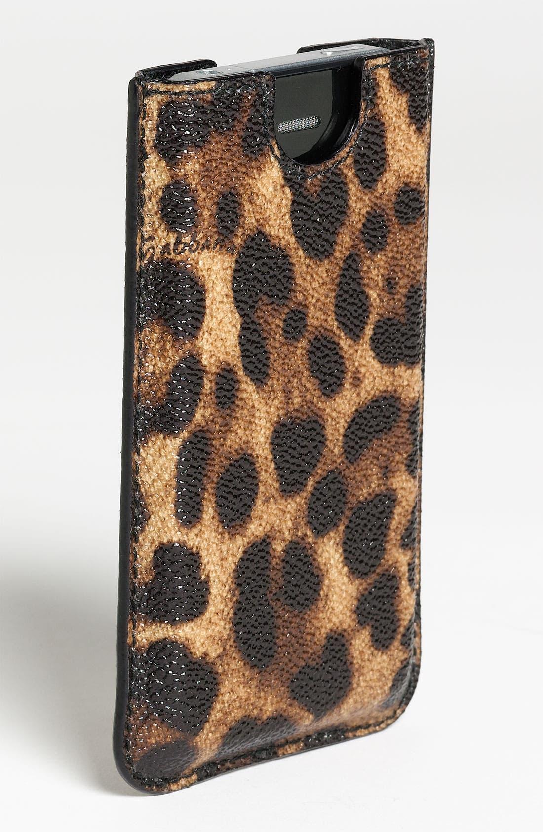 Alternate Image 2  - Dolce&Gabbana iPhone Sleeve