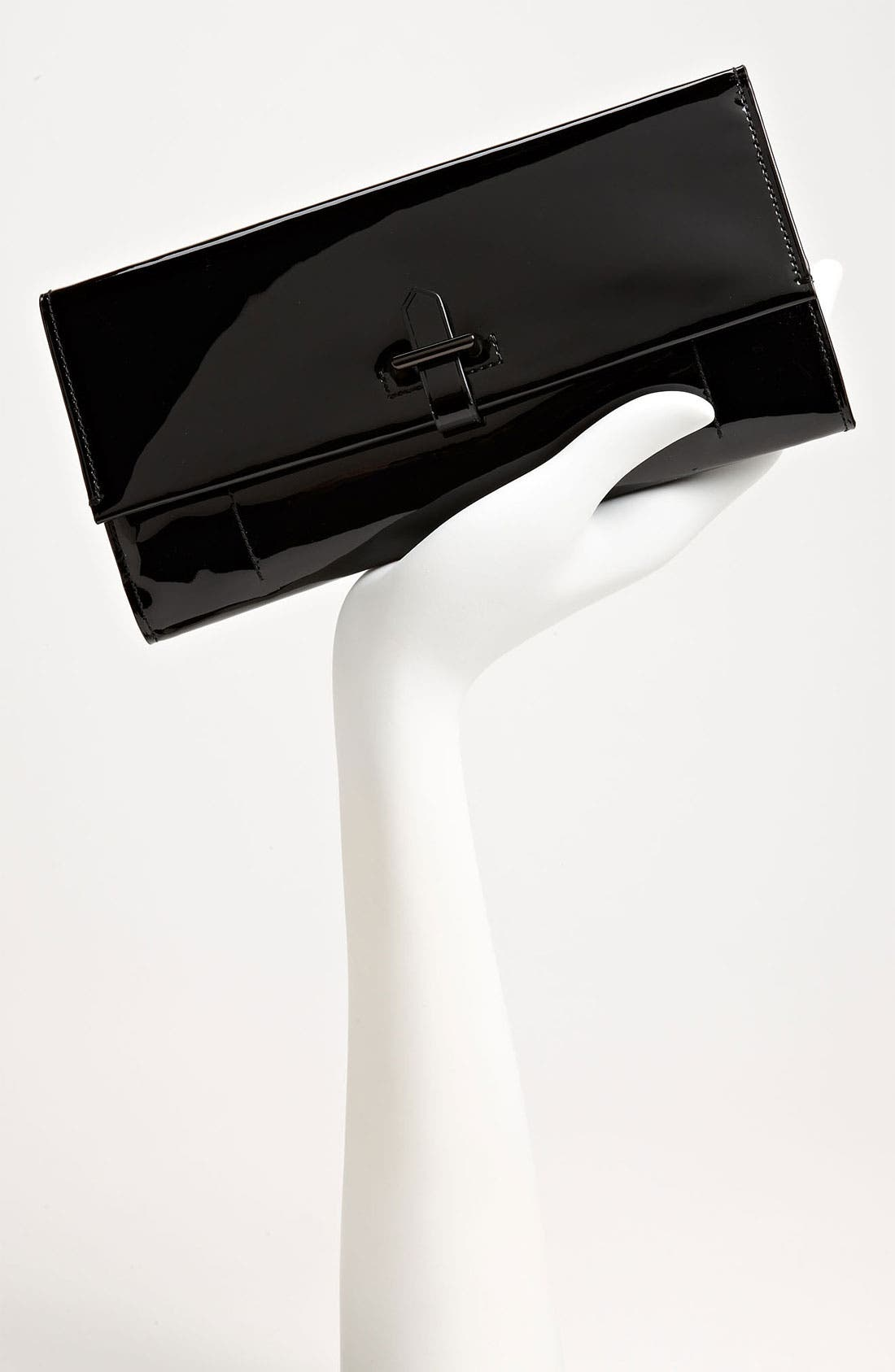Alternate Image 2  - Reed Krakoff 'Standard' Patent Leather Clutch