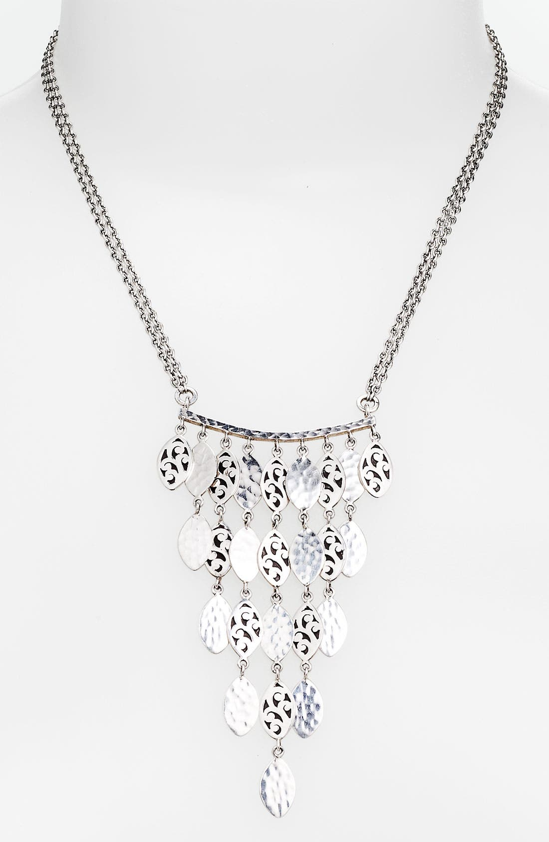 Main Image - Lois Hill 'Summer Shimmer' Chandelier Pendant Necklace