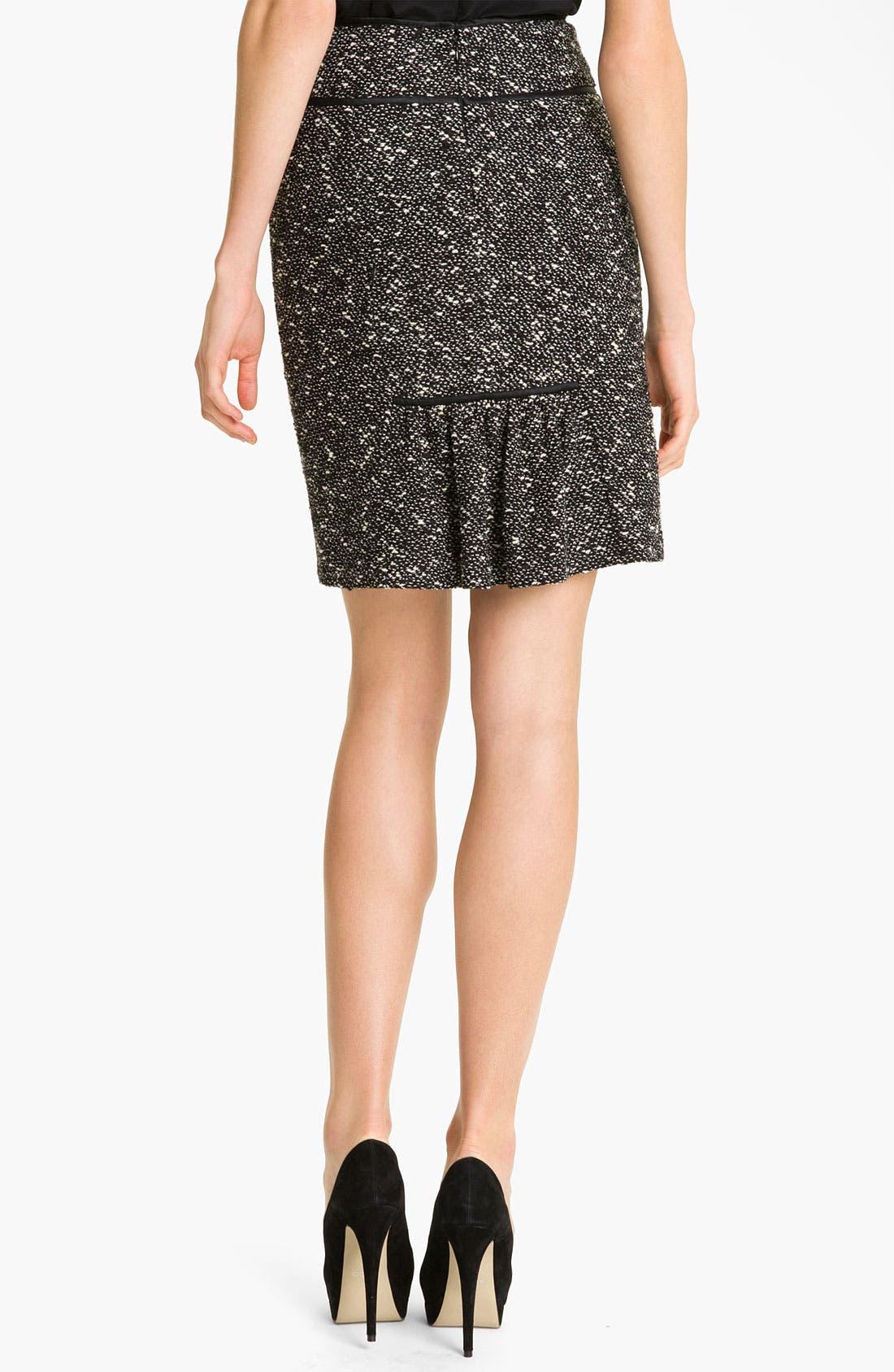 Alternate Image 2  - Nanette Lepore 'Estate' Pencil Skirt