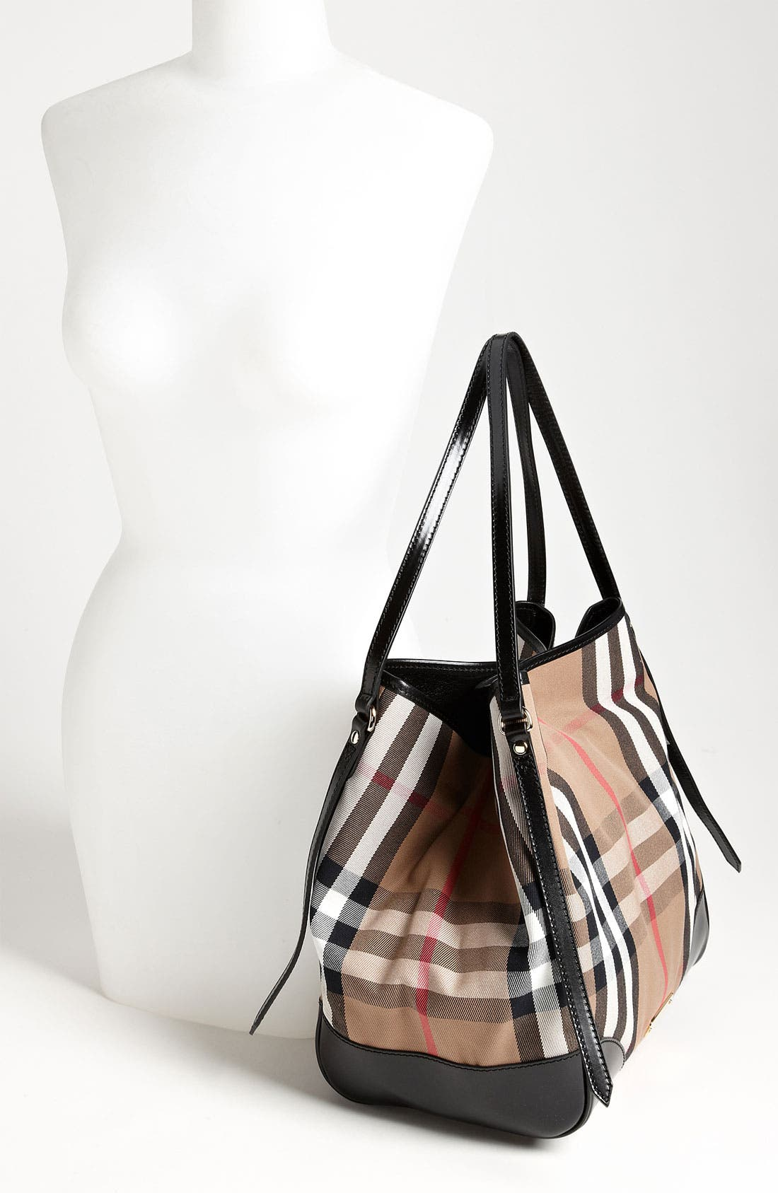 Alternate Image 2  - Burberry 'House Check' Shoulder Tote