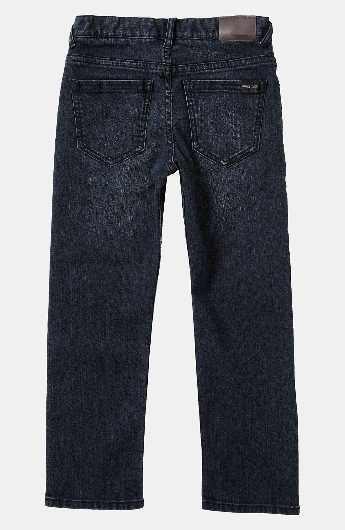 Alternate Image 1 Selected - Quiksilver 'Distortion' Jeans (Toddler)