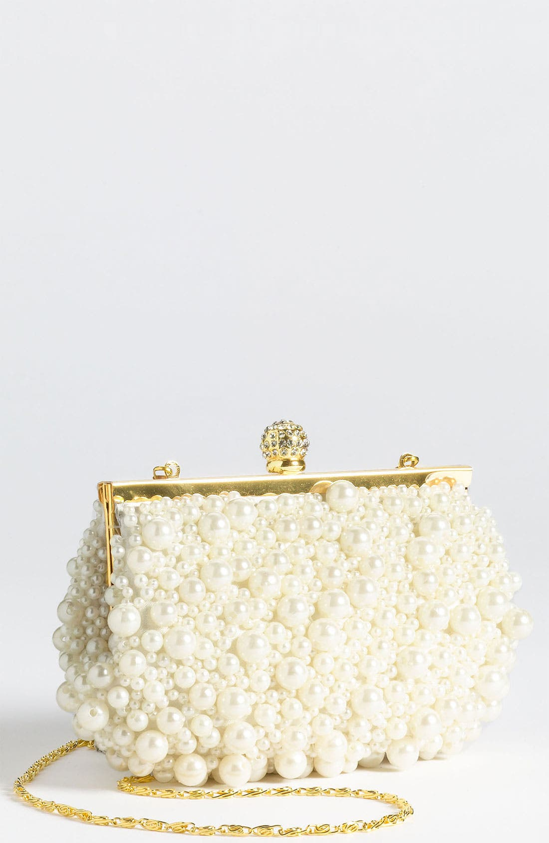 Alternate Image 1 Selected - Natasha Pearl Clutch