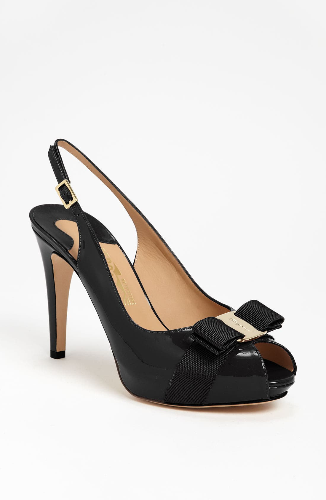 Alternate Image 1 Selected - Salvatore Ferragamo 'Tea' Pump