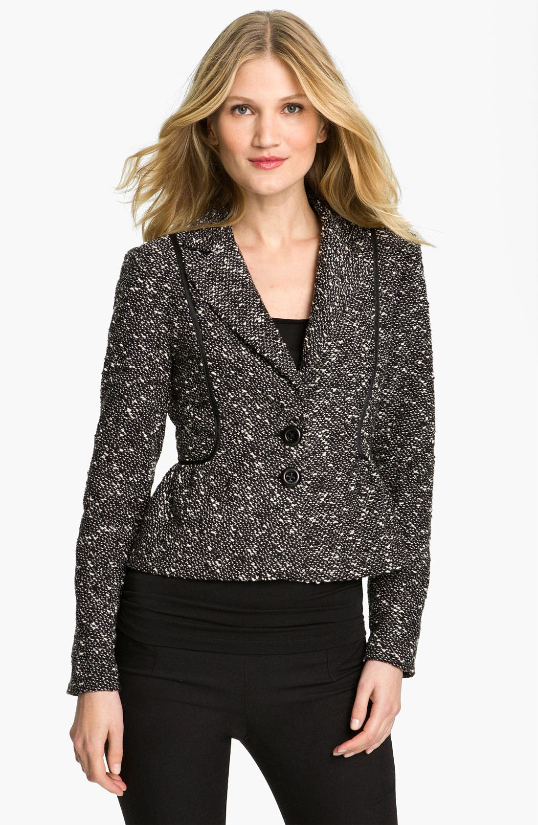 Alternate Image 1 Selected - Nanette Lepore 'Baroness' Blazer
