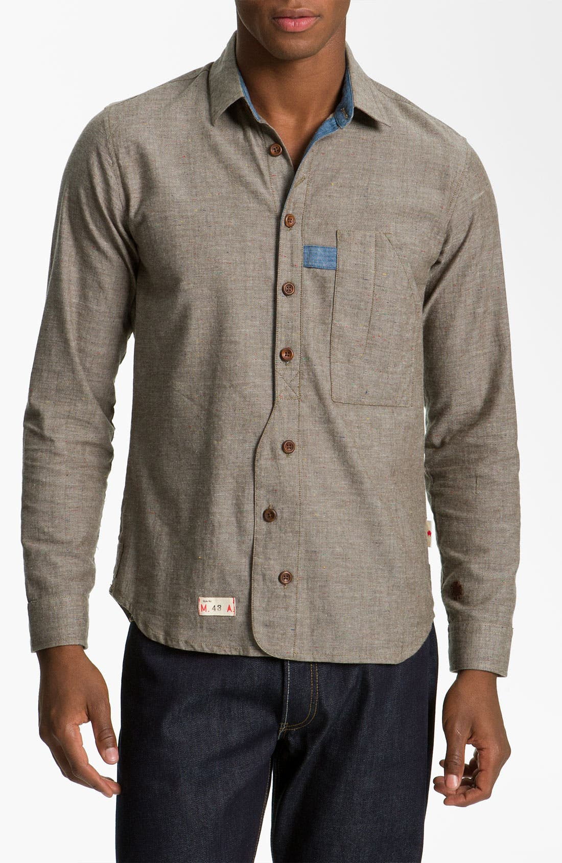Alternate Image 1 Selected - Marshall Artist 'Tradesman' Shirt