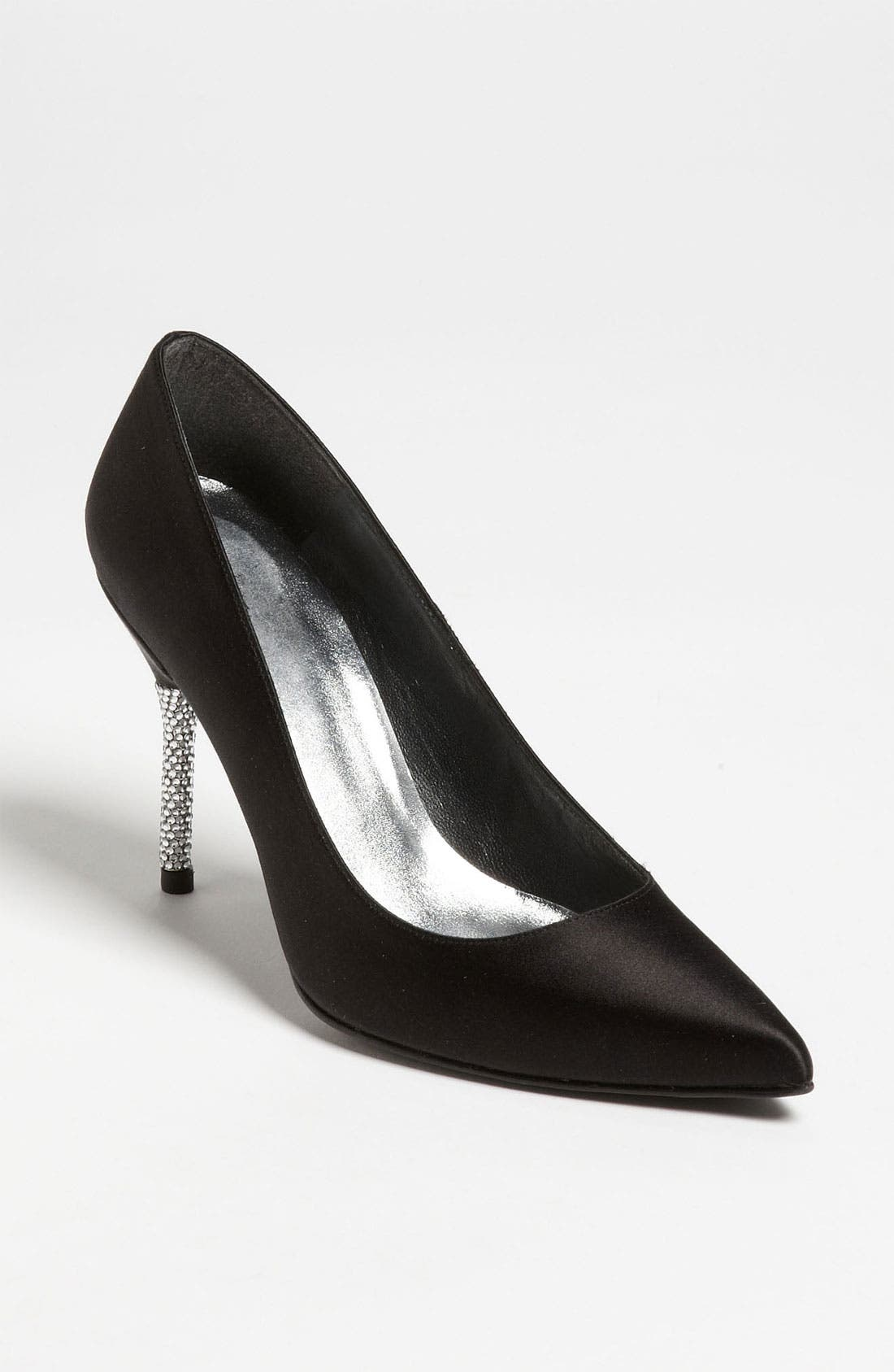 Alternate Image 1 Selected - Stuart Weitzman 'Glossy' Pump