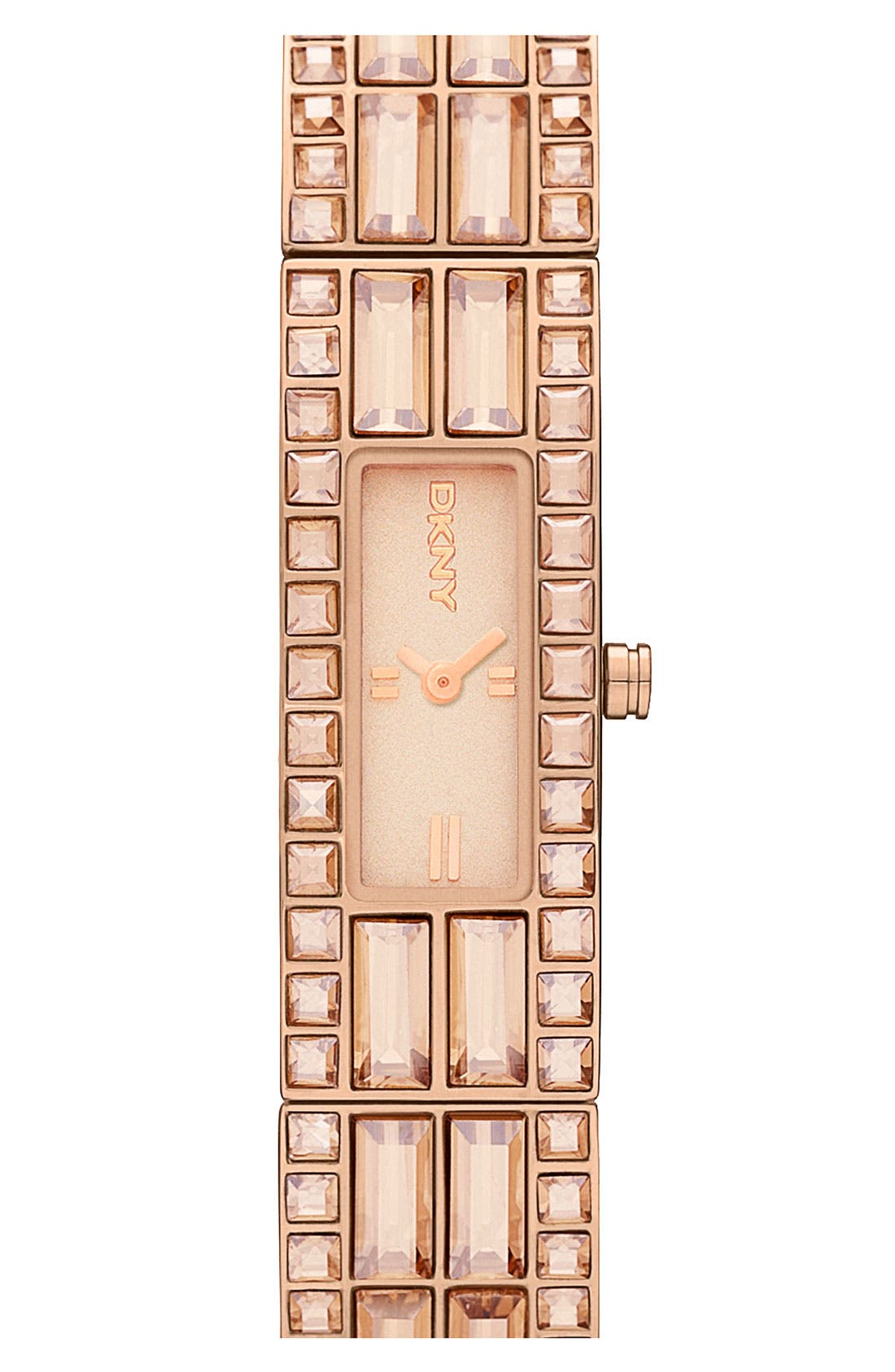 Alternate Image 1 Selected - DKNY 'Beekman' Slim Bangle Watch, 33mm