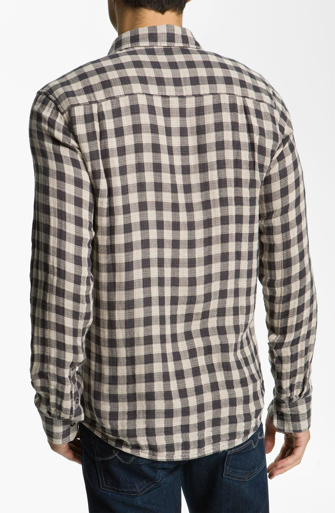 Alternate Image 2  - 7 For All Mankind® Woven Shirt