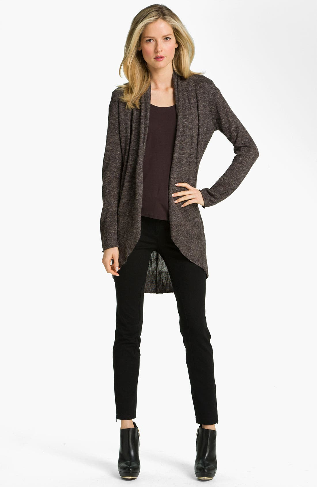 Alternate Image 4  - Eileen Fisher Riding Pants
