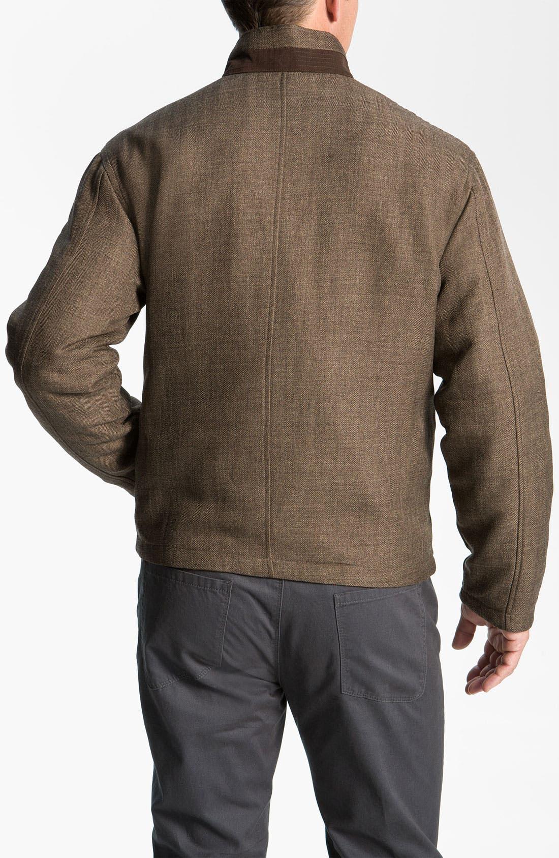 Alternate Image 2  - Cutter & Buck 'WeatherTec Bearsden' Reversible Jacket (Online Only)