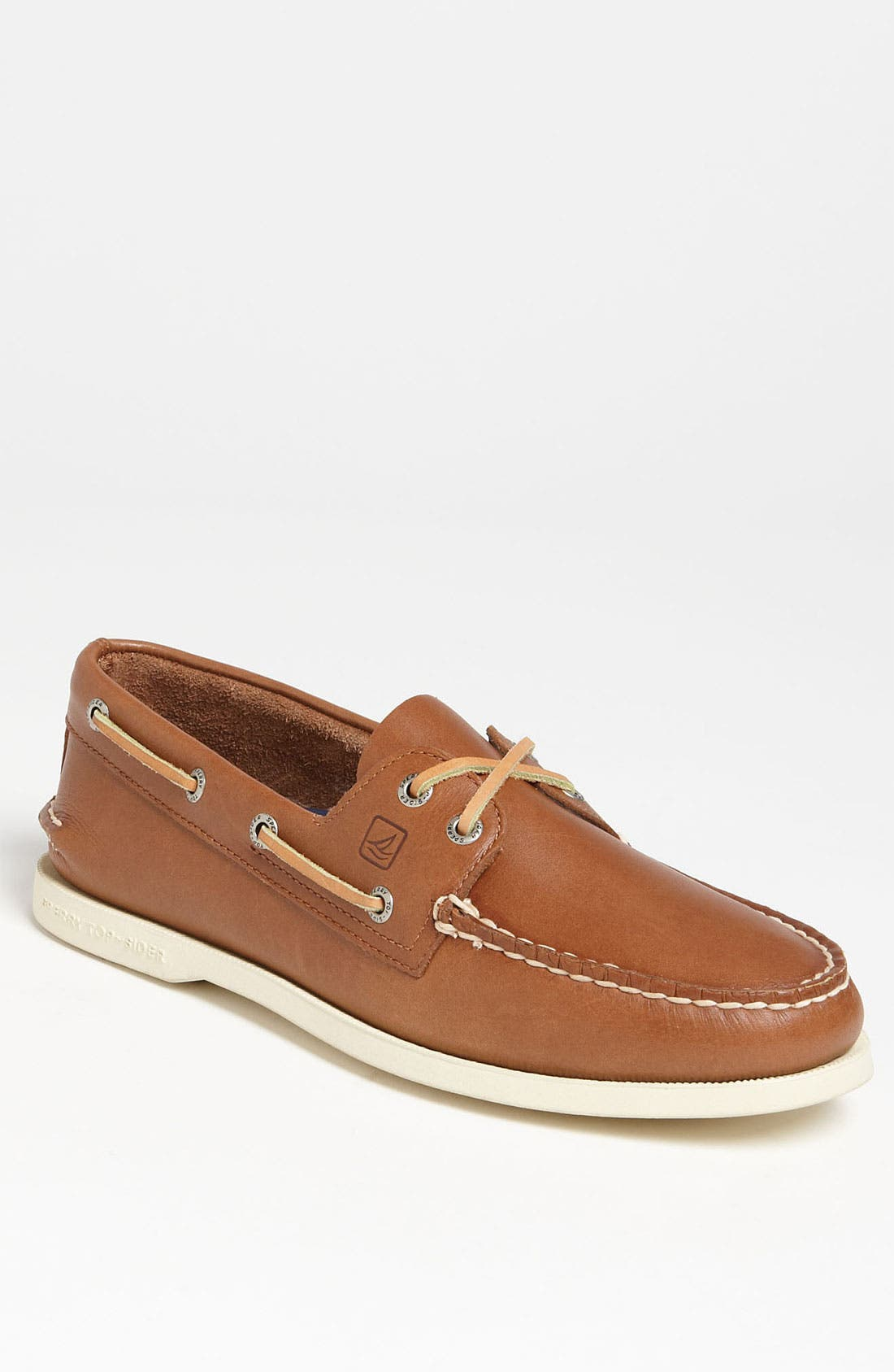 Main Image - Sperry 'Authentic Original' Leather Boat Shoe
