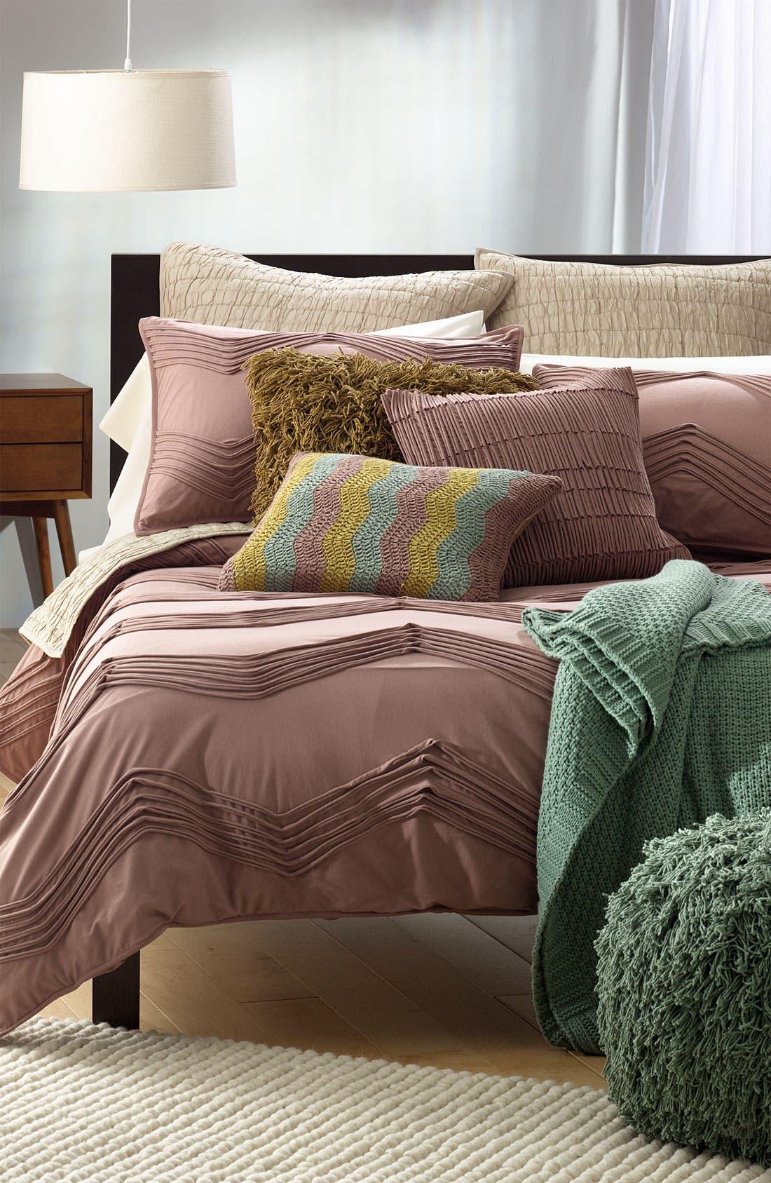 Alternate Image 3  - Nordstrom at Home 'Ric Rac' Crochet Pillow