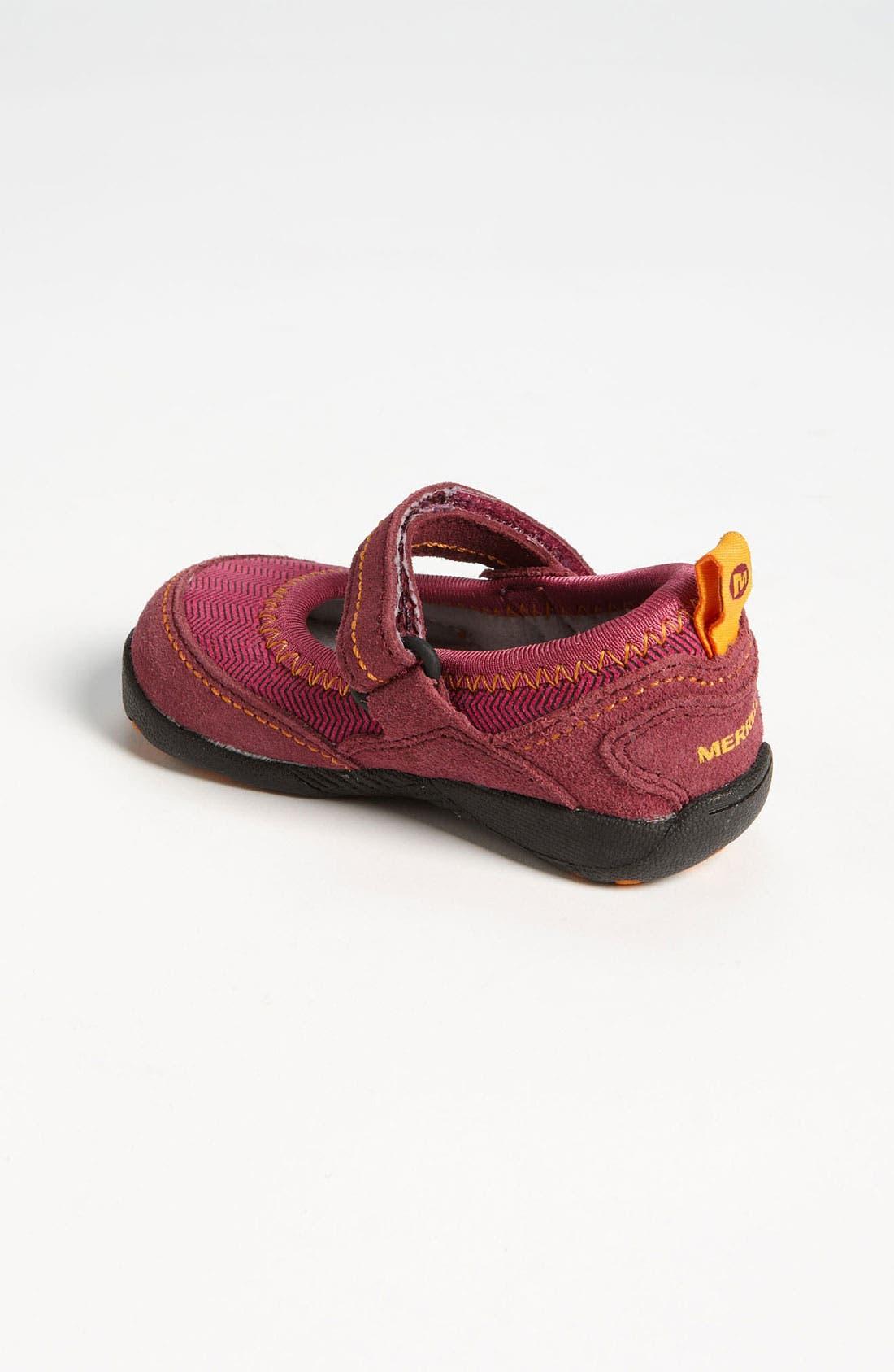Alternate Image 2  - Merrell 'Mimosa' Mary Jane Sneaker (Baby & Walker)