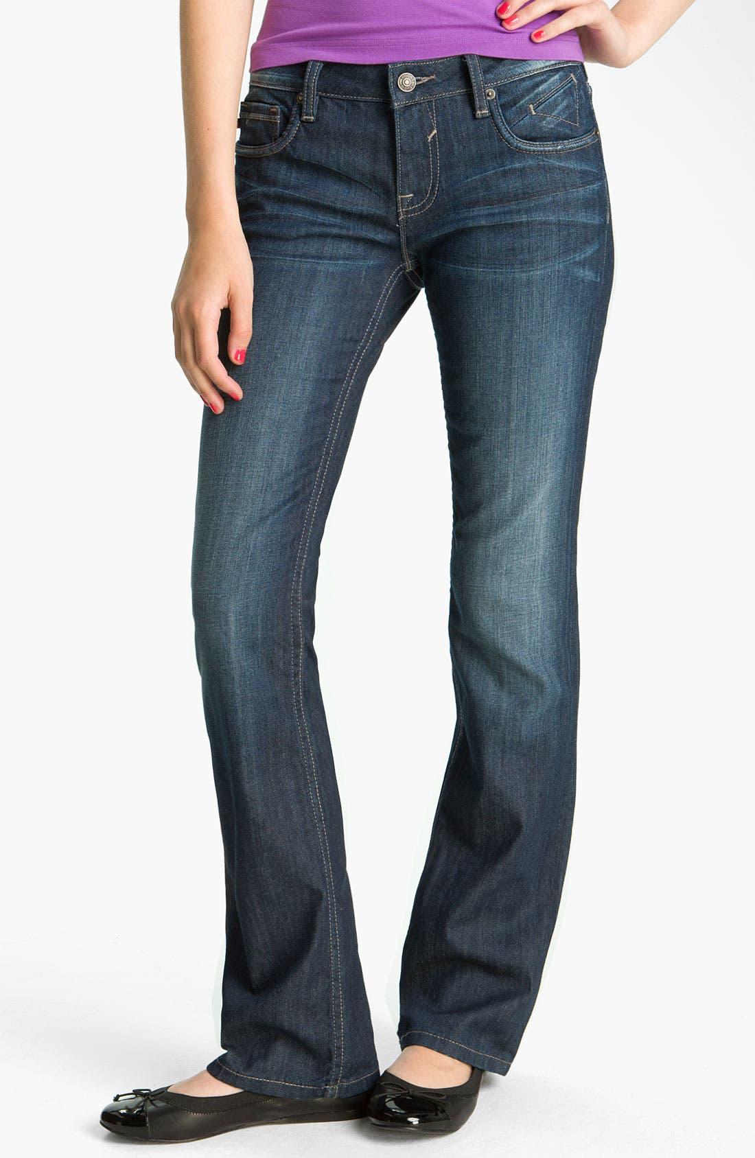 Alternate Image 2  - Vigoss 'Seattle' Bootcut Jeans (Juniors)