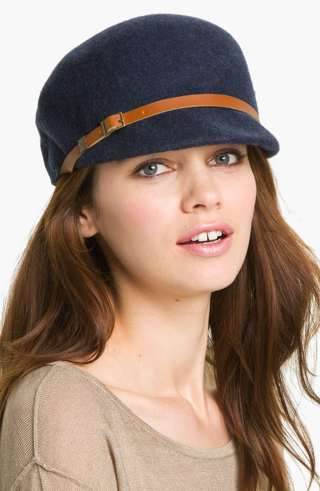 Alternate Image 1 Selected - Genie by Eugenia Kim 'Bettina' Wool Hat