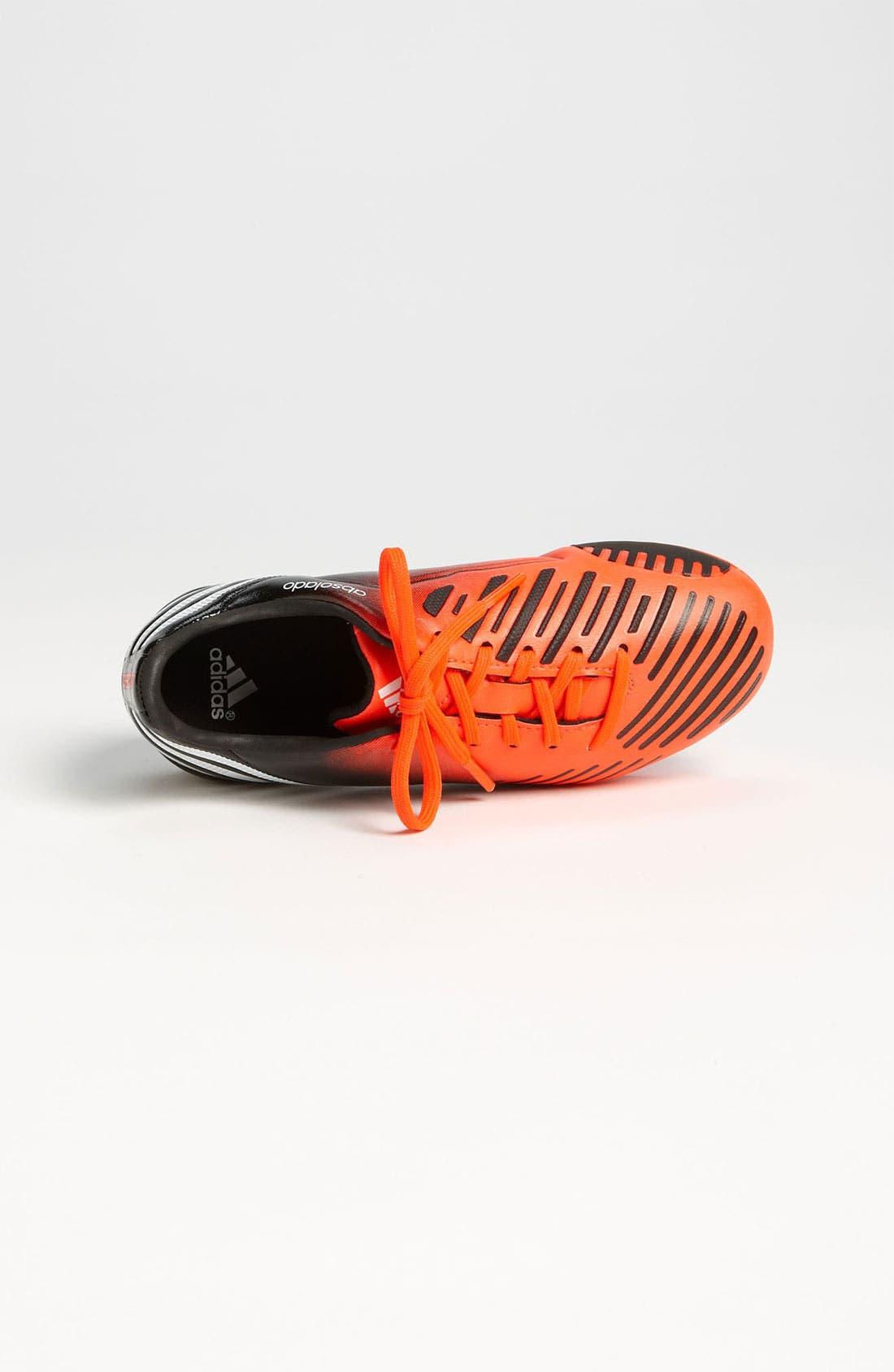 Alternate Image 3  - adidas 'Predator Absolado LX TRX FG' Soccer Cleats (Toddler, Little Kid & Big Kid)