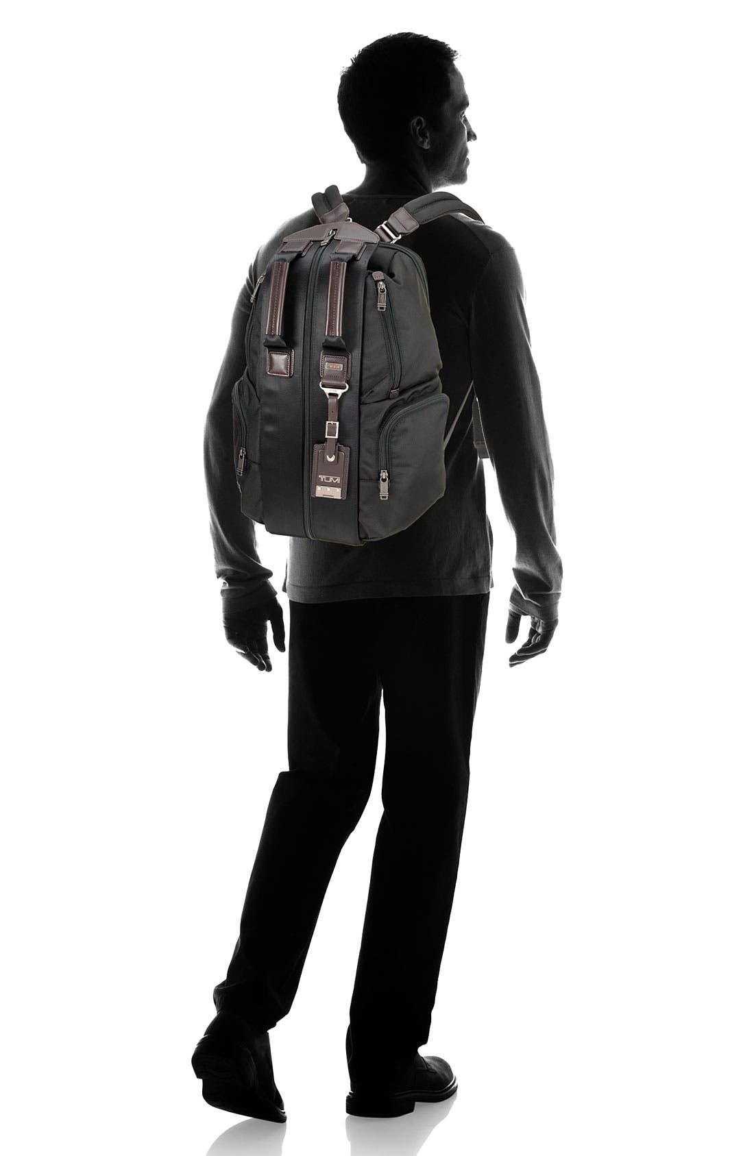 Alternate Image 6  - Tumi 'Alpha Bravo - Travis' Backpack