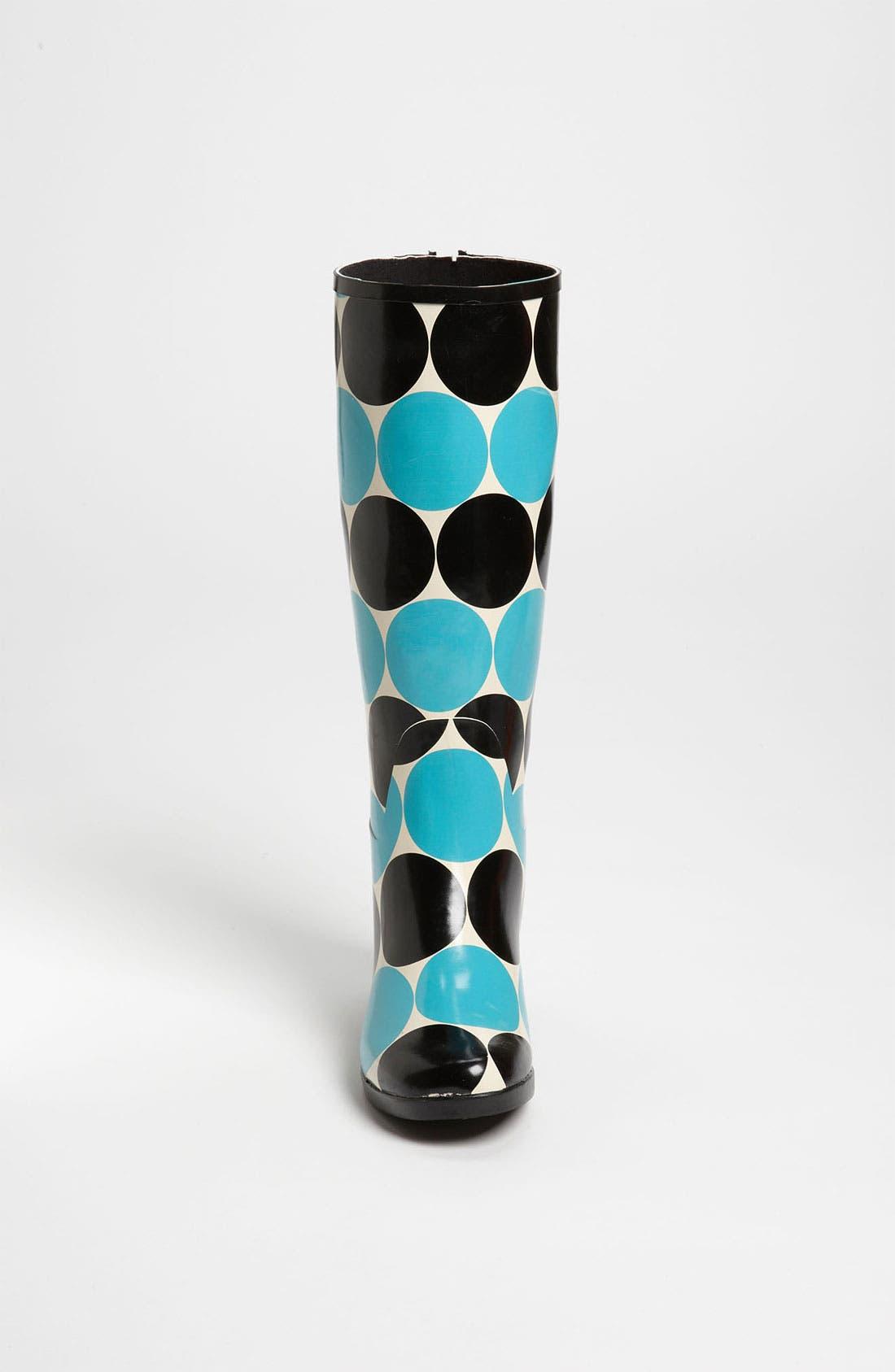 Alternate Image 3  - kate spade new york 'rainey' rain boot (women)