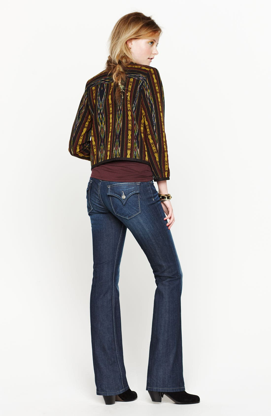 Alternate Image 5  - Vigoss 'Seattle' Bootcut Jeans (Juniors)