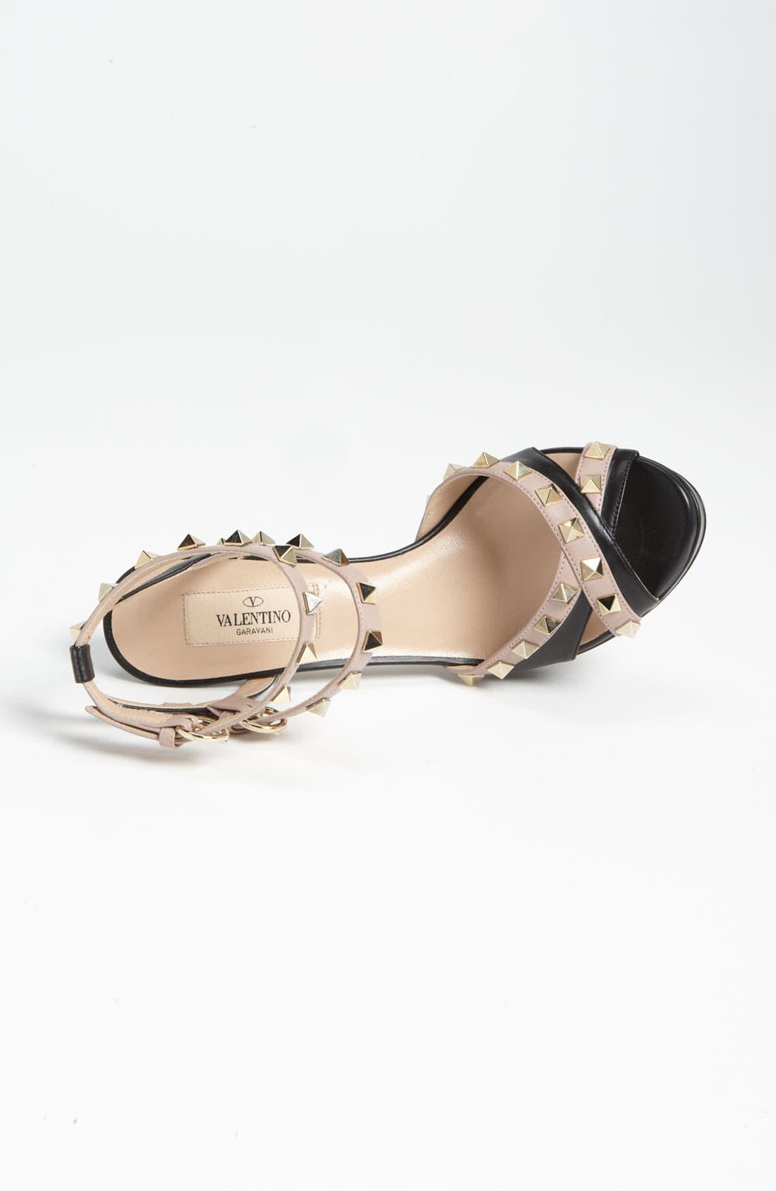 Alternate Image 3  - VALENTINO GARAVANI 'Rockstud' Sandal