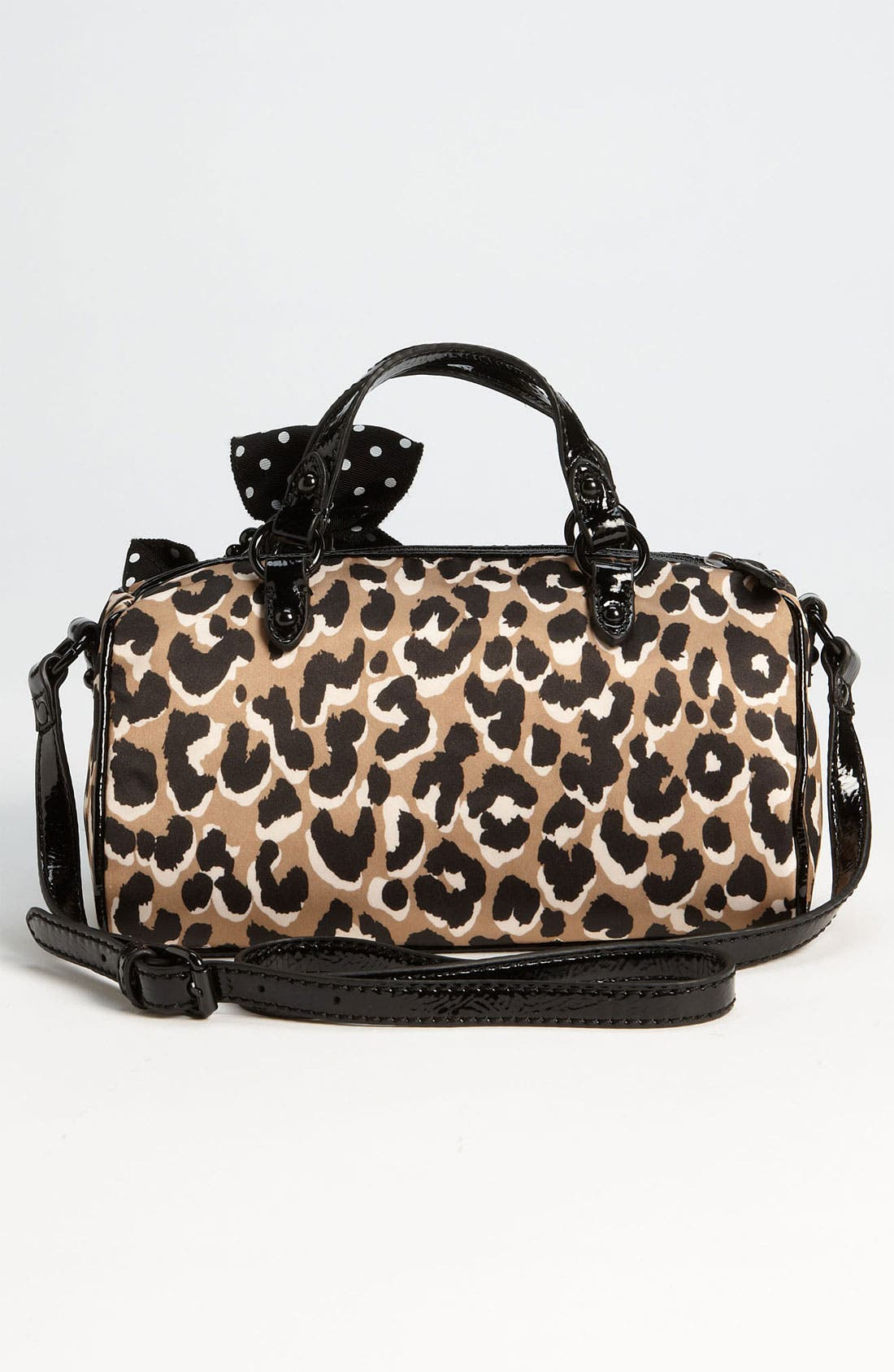Alternate Image 4  - Juicy Couture 'Mini - Steffy' Crossbody Satchel (Girls)