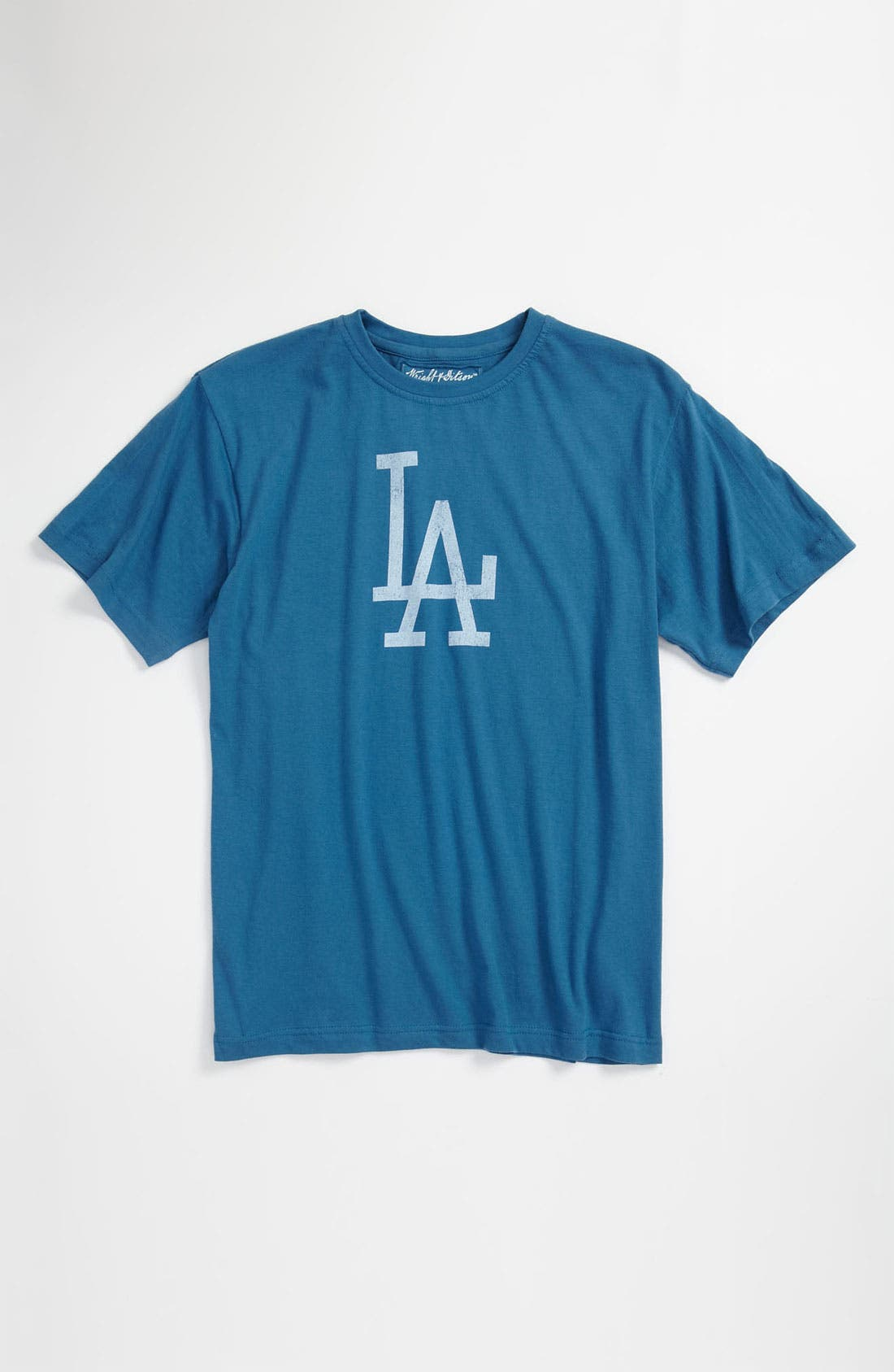 Wright & Ditson 'Los Angeles Dodgers' T-Shirt (Little Boys & Big Boys)
