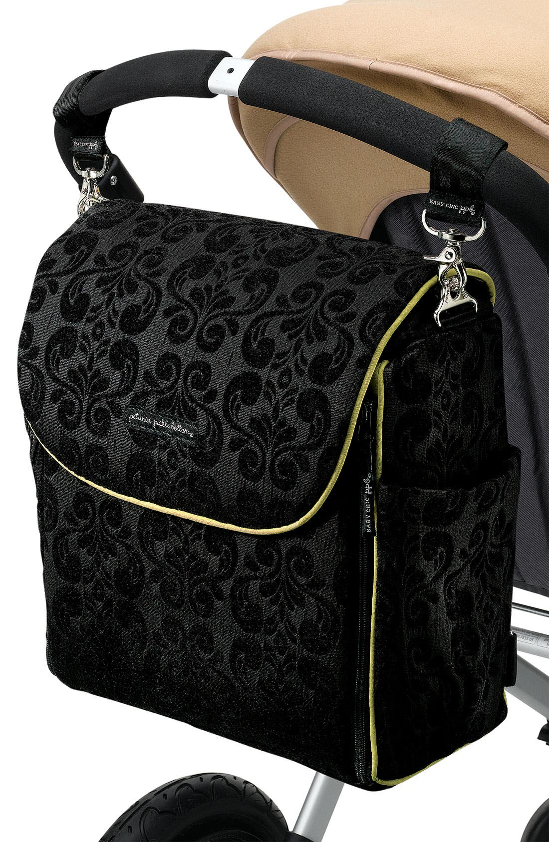 Alternate Image 3  - Petunia Pickle Bottom 'Boxy' Backpack Diaper Bag