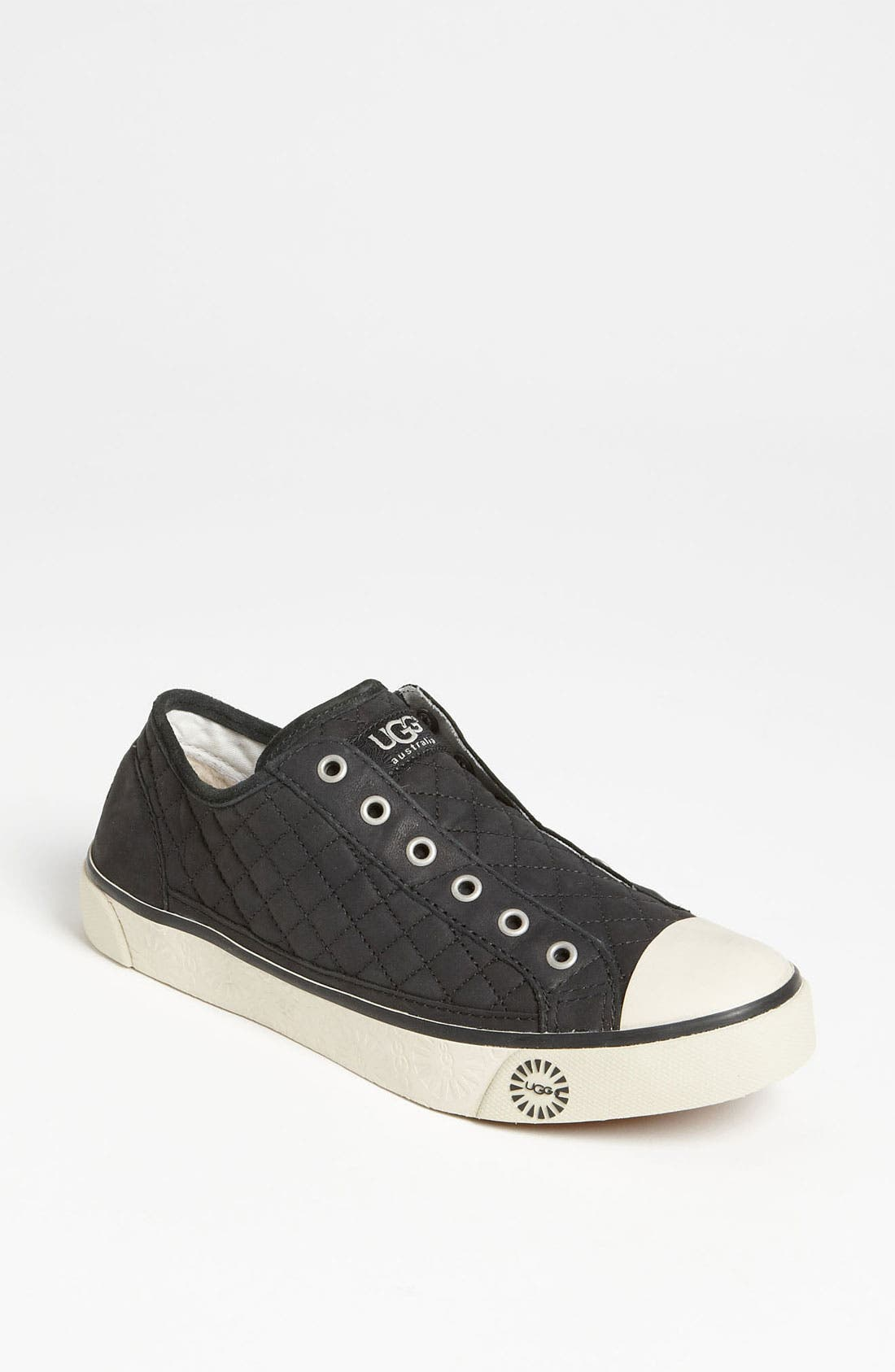Alternate Image 1 Selected - UGG® Australia 'Laela Quilted' Sneaker (Women)