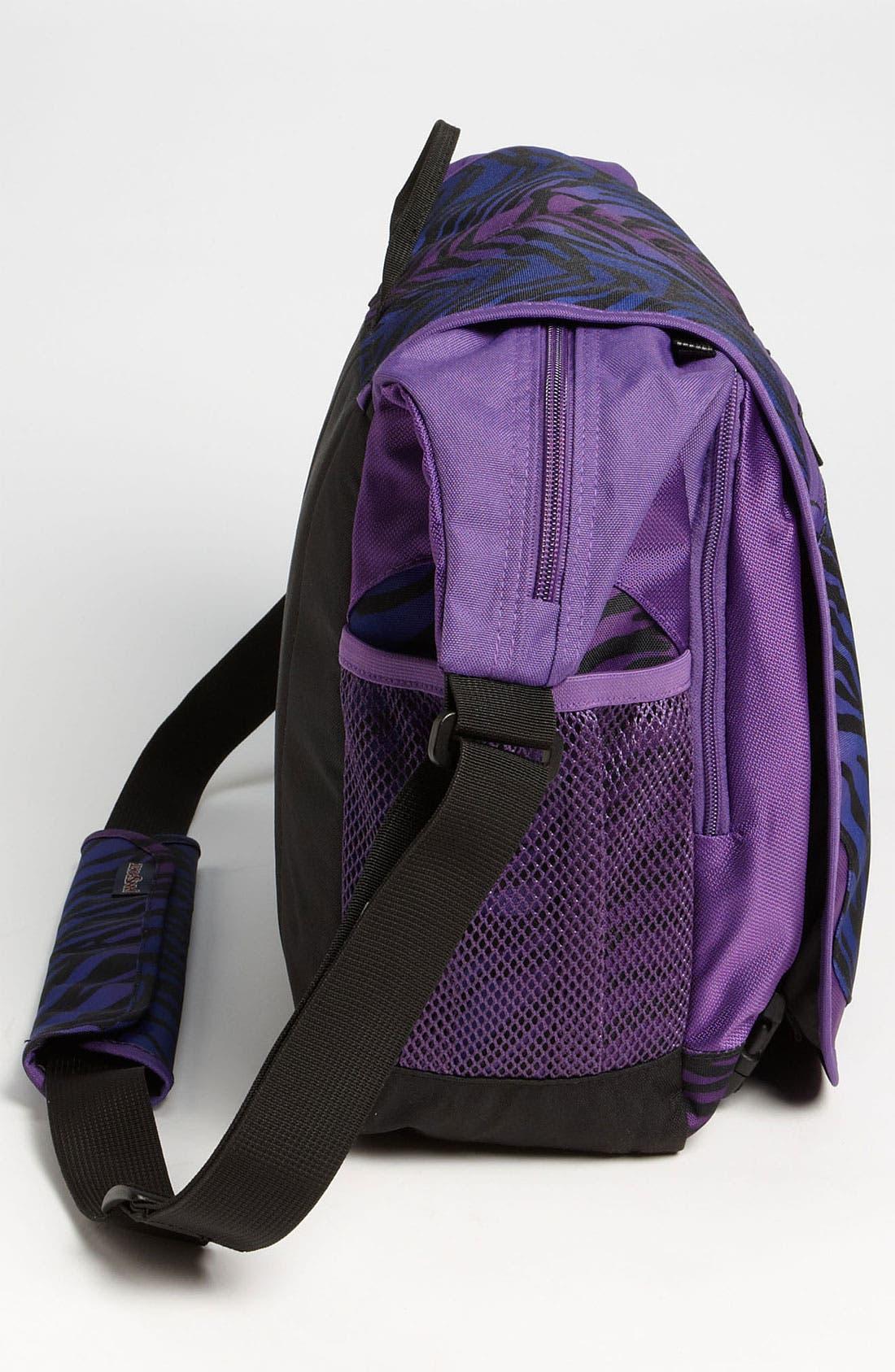 Alternate Image 2  - Jansport 'Elephunk' Computer Crossbody Bag (15 inch) (Girls)