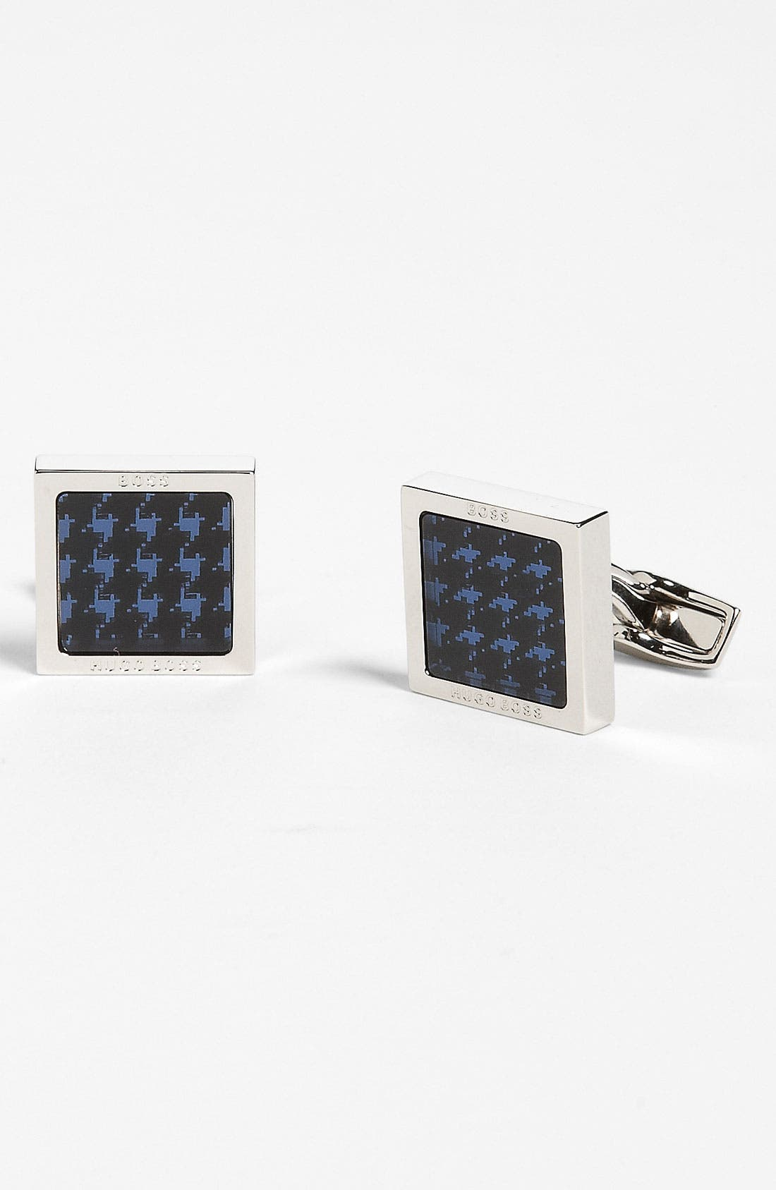Main Image - BOSS Black 'Esmerald' Cuff Links