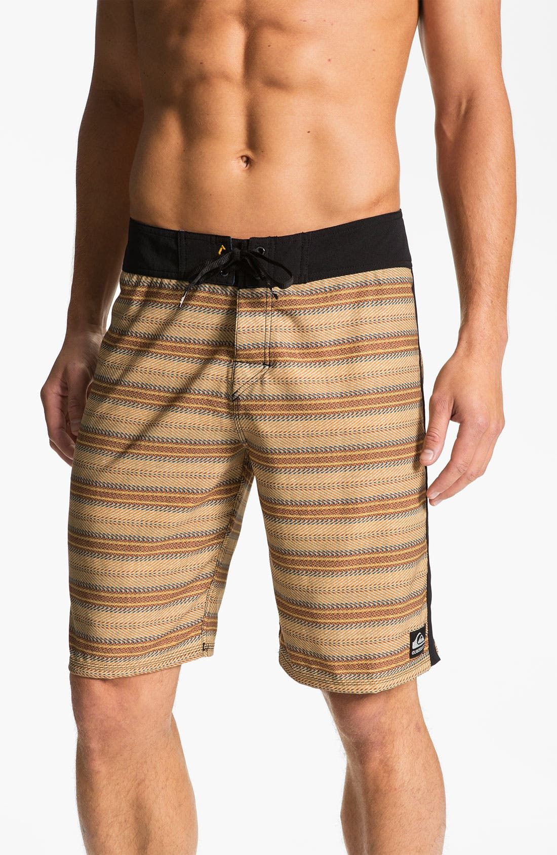 Alternate Image 1 Selected - Quiksilver 'Global Suiting' Board Shorts