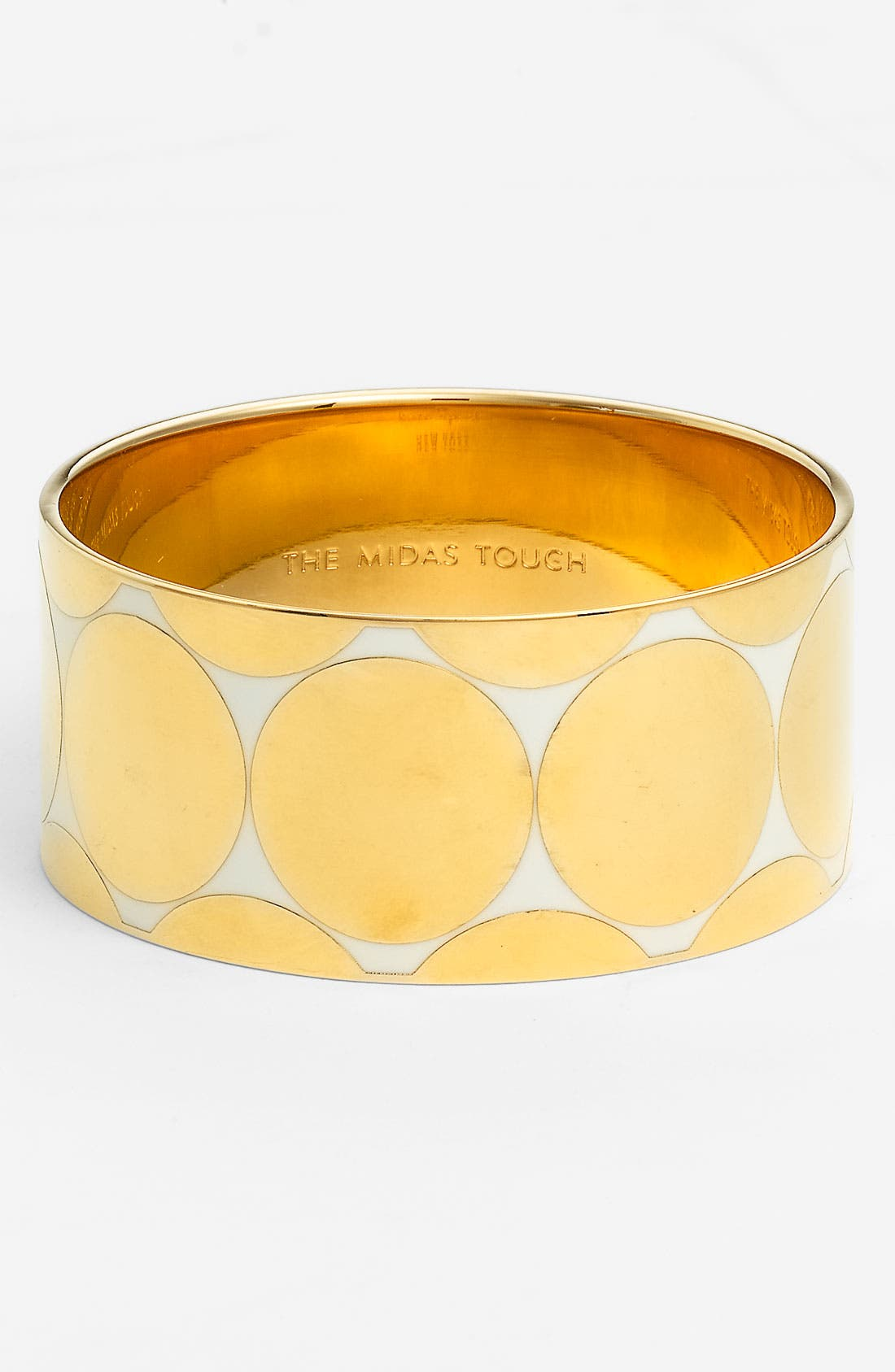 Alternate Image 1 Selected - kate spade new york 'idiom' wide bangle