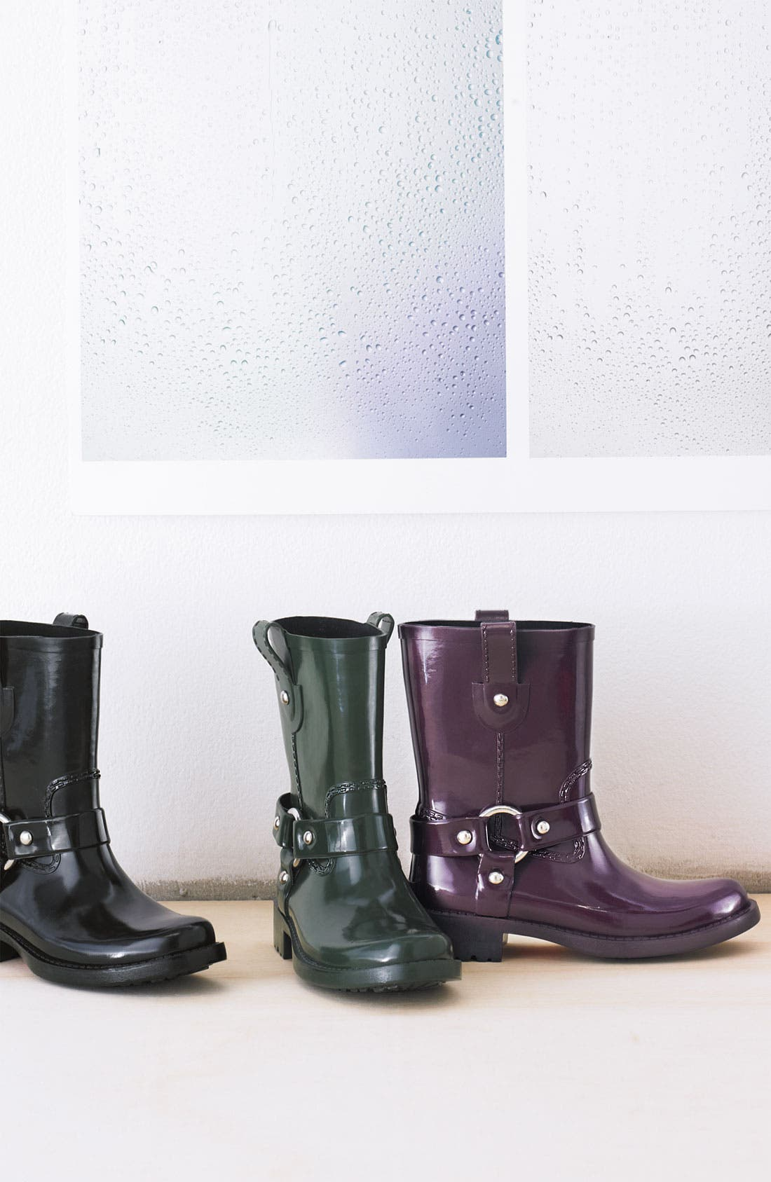 Alternate Image 5  - KORS Michael Kors 'Stormette' Rain Boot (Women)