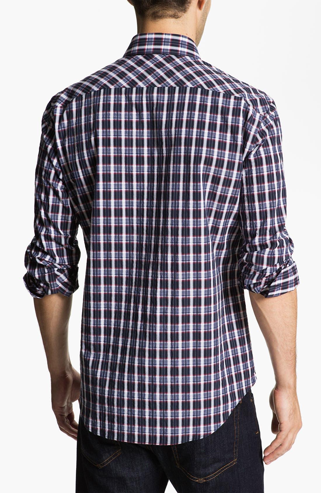 Alternate Image 3  - Zachary Prell 'Keveh' Sport Shirt