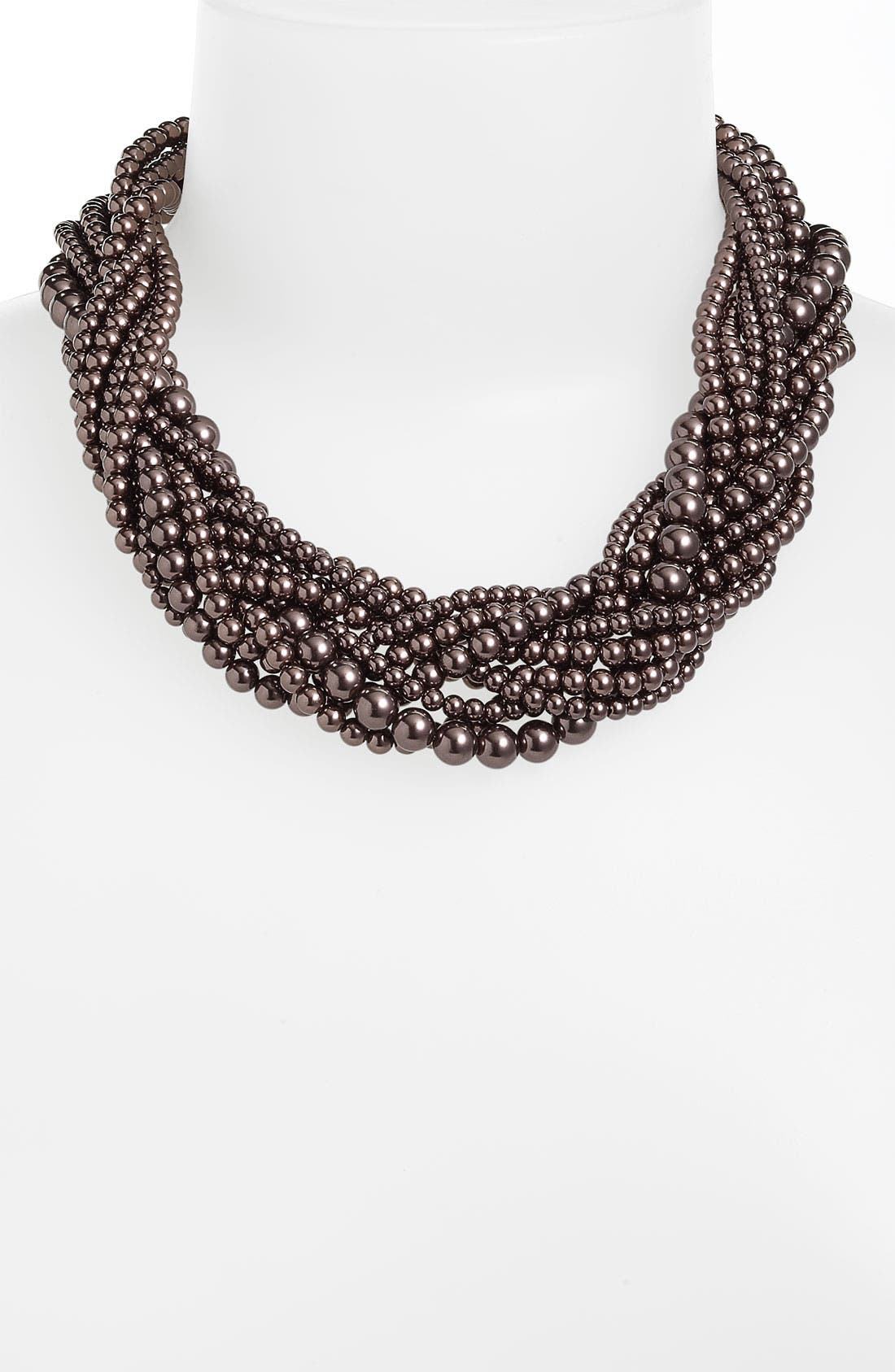 Alternate Image 1 Selected - Givenchy Faux Pearl Multistrand Necklace