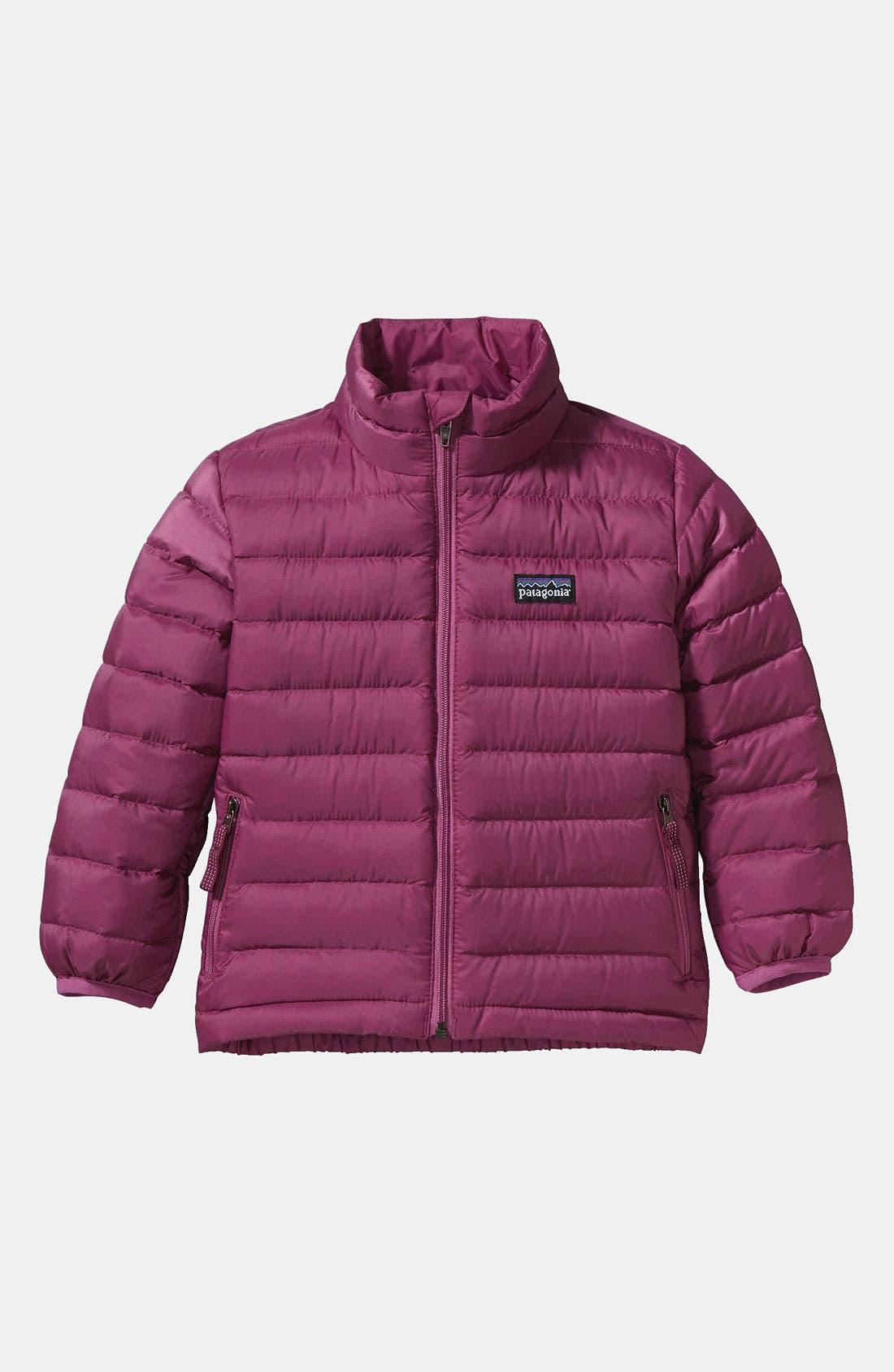 Alternate Image 1 Selected - Patagonia Down Jacket (Toddler)