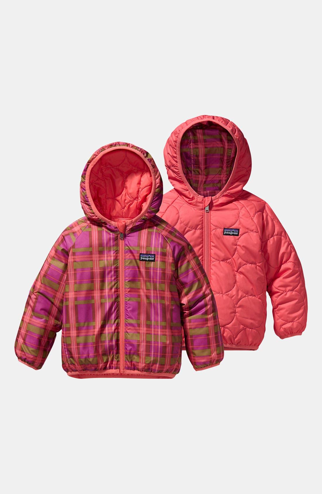 Alternate Image 1 Selected - Patagonia 'Puff-Ball' Reversible Jacket (Toddler)