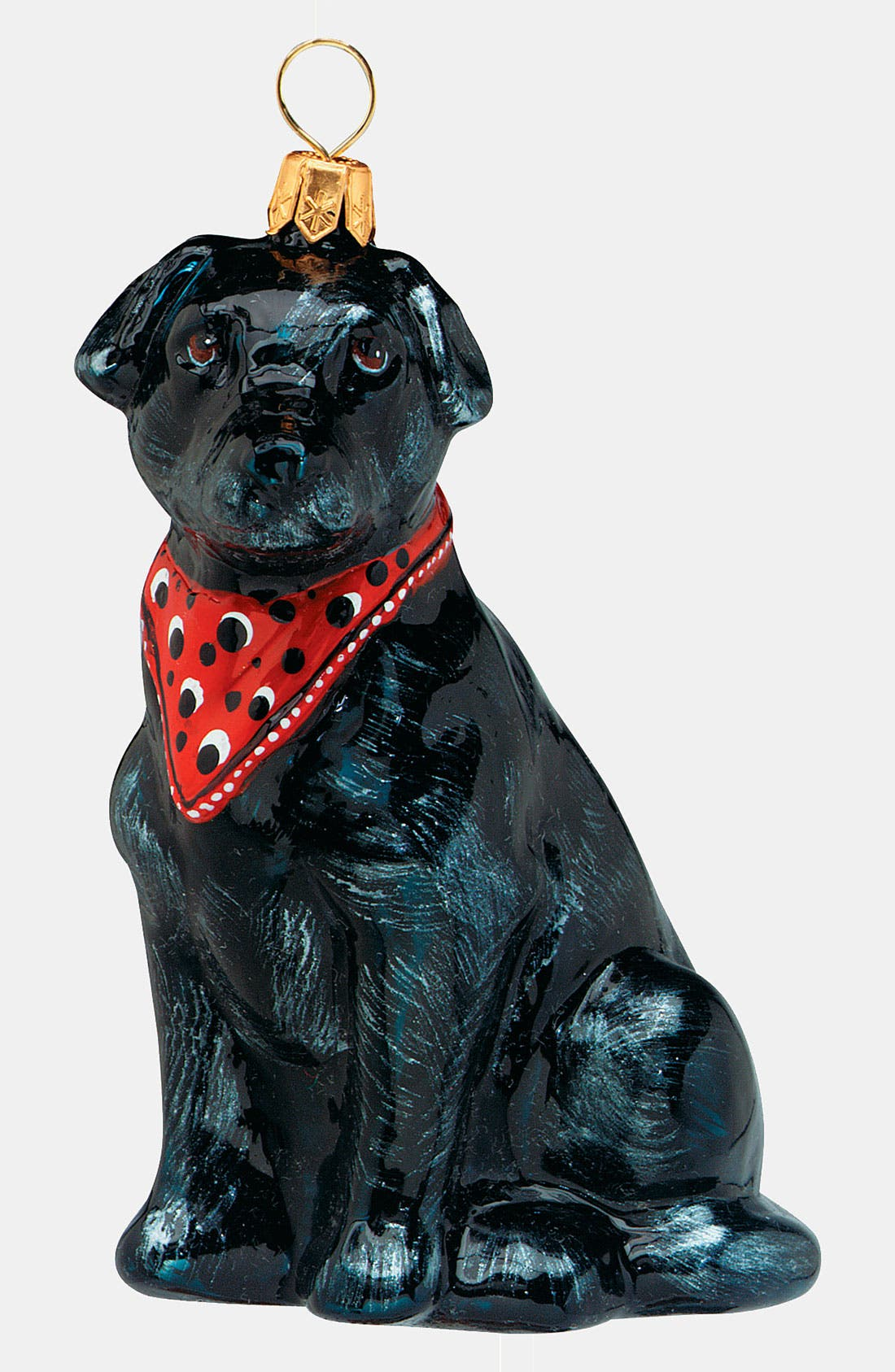 Alternate Image 1 Selected - Joy to the World Collectibles 'Labrador Retriever with Bandana' Ornament